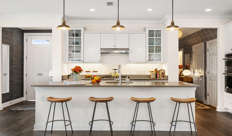 Kitchen-in-Norfolk II Walkout Basement-at-Hilltop at Cedar Grove-in-Cedar Grove