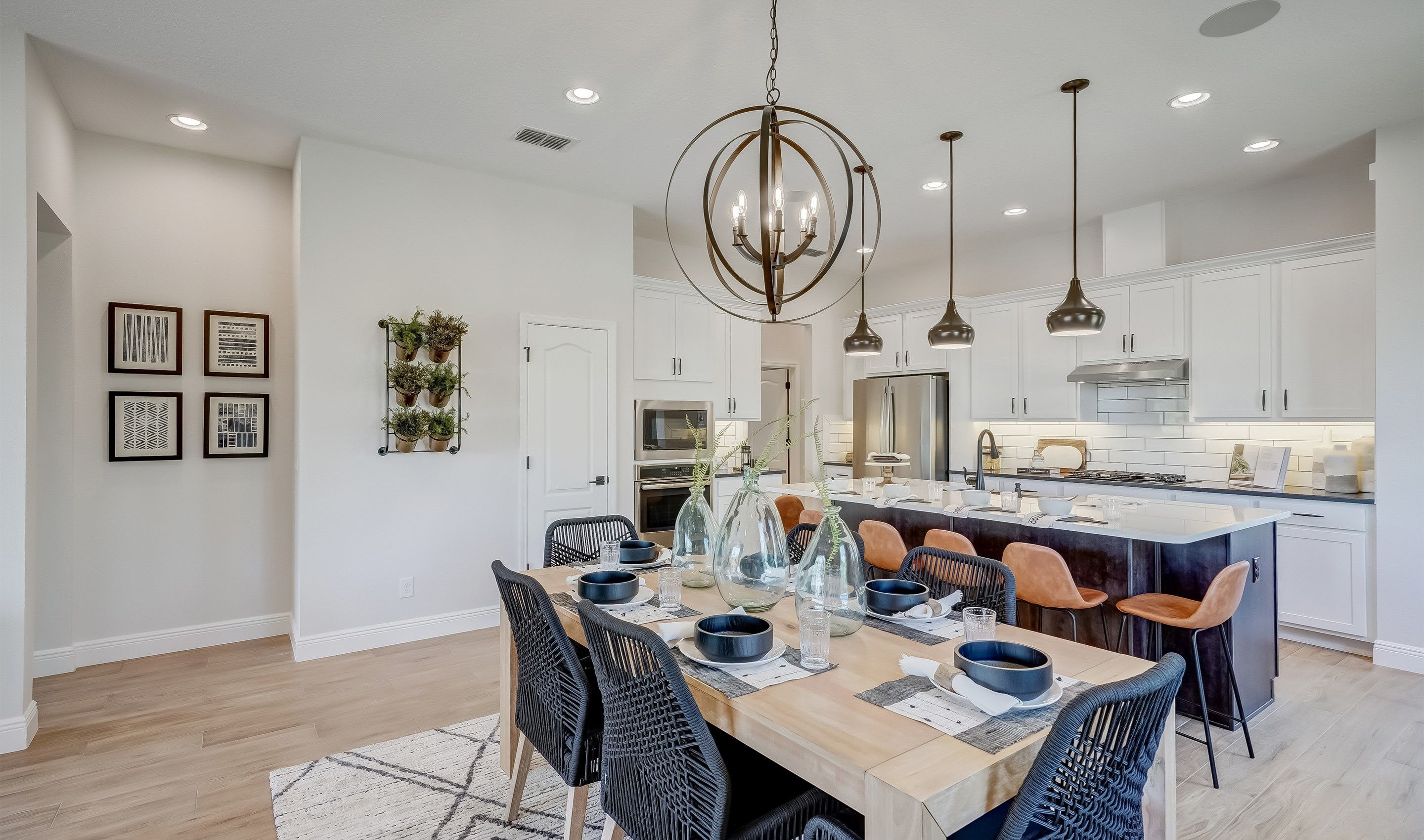 Kitchen featured in the Emerie By K. Hovnanian's® Four Seasons in Orlando, FL