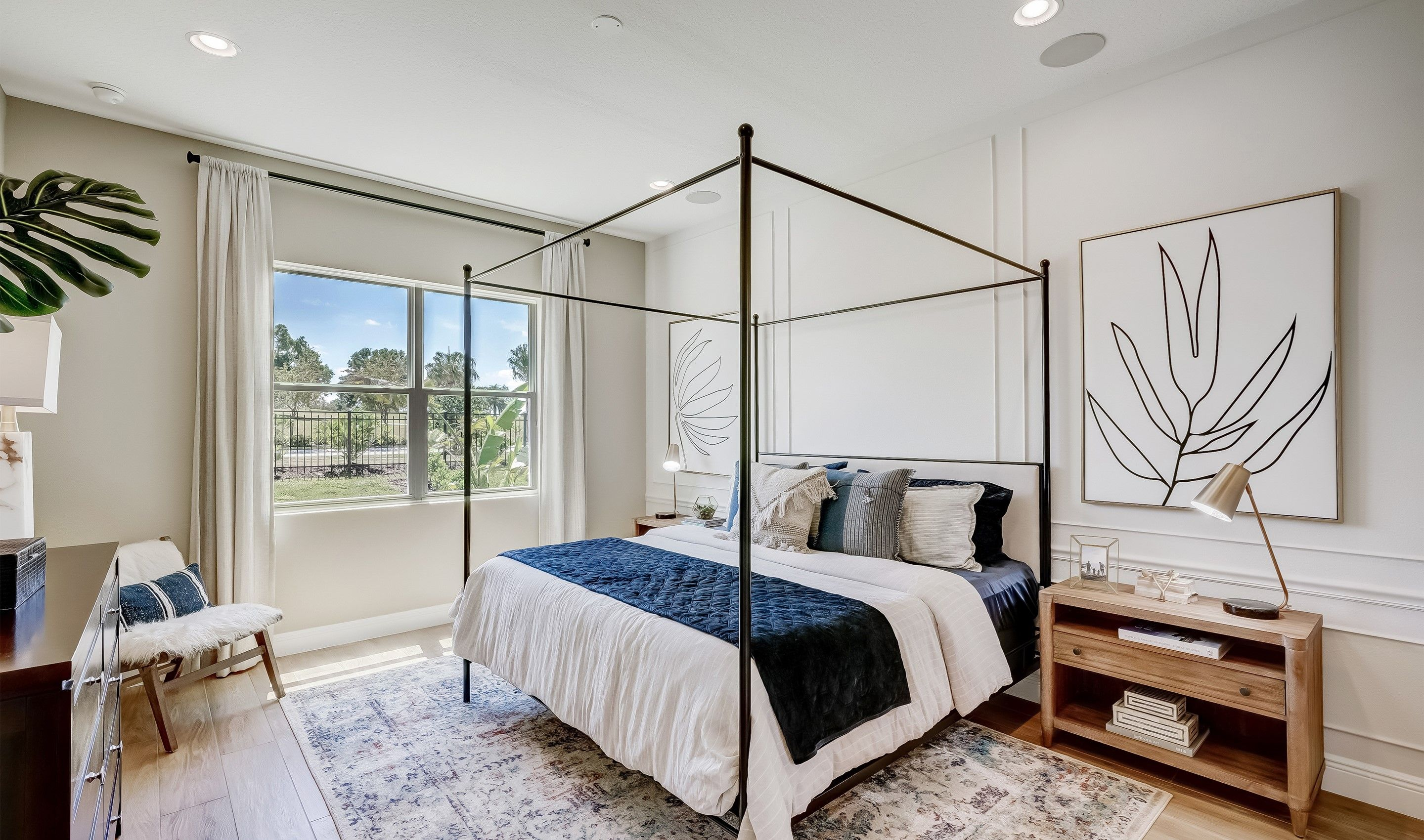 Bedroom featured in the Emerie By K. Hovnanian's® Four Seasons in Orlando, FL