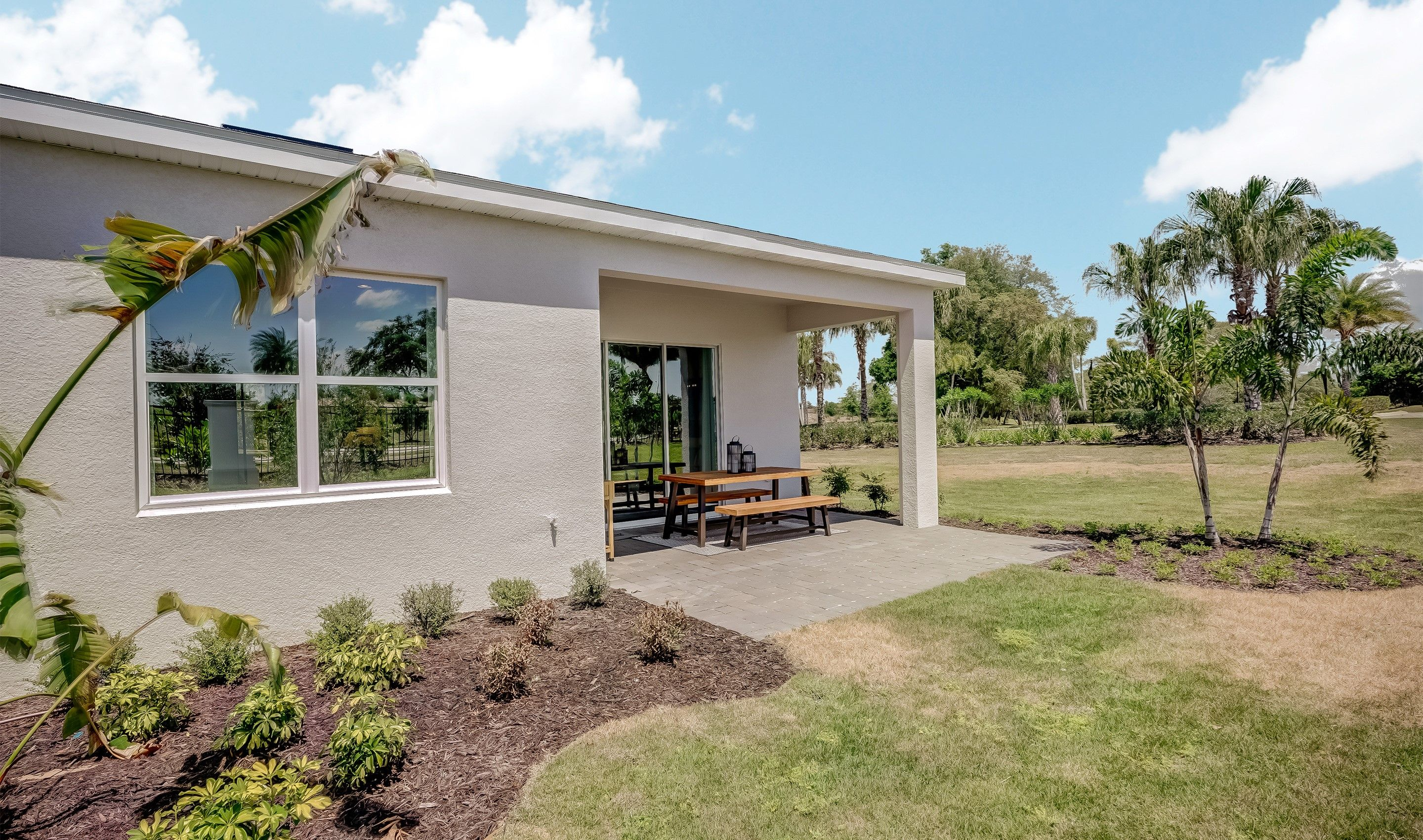 Exterior featured in the Emerie By K. Hovnanian's® Four Seasons in Orlando, FL