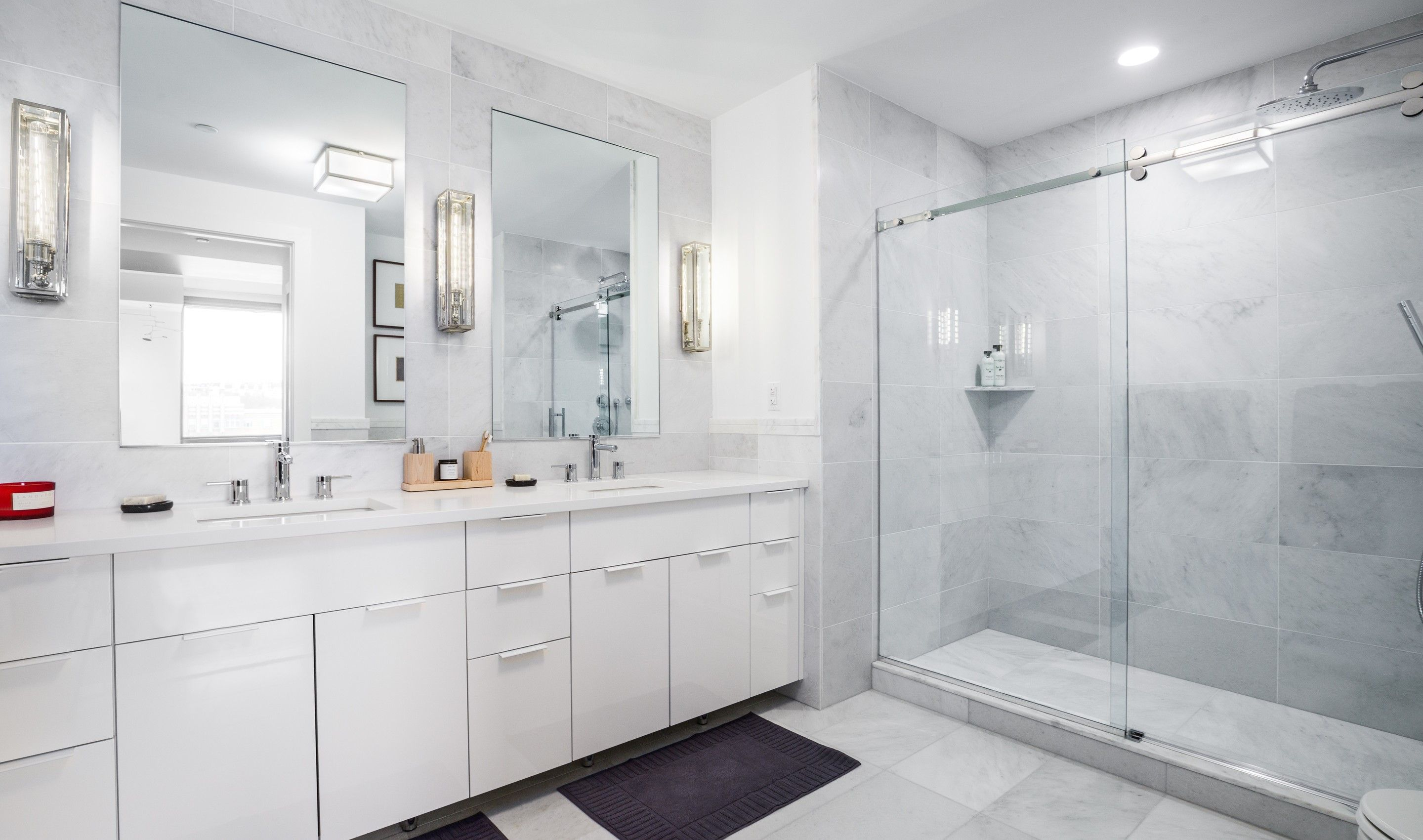 Bathroom featured in the C5 By K. Hovnanian® Homes in Hudson County, NJ