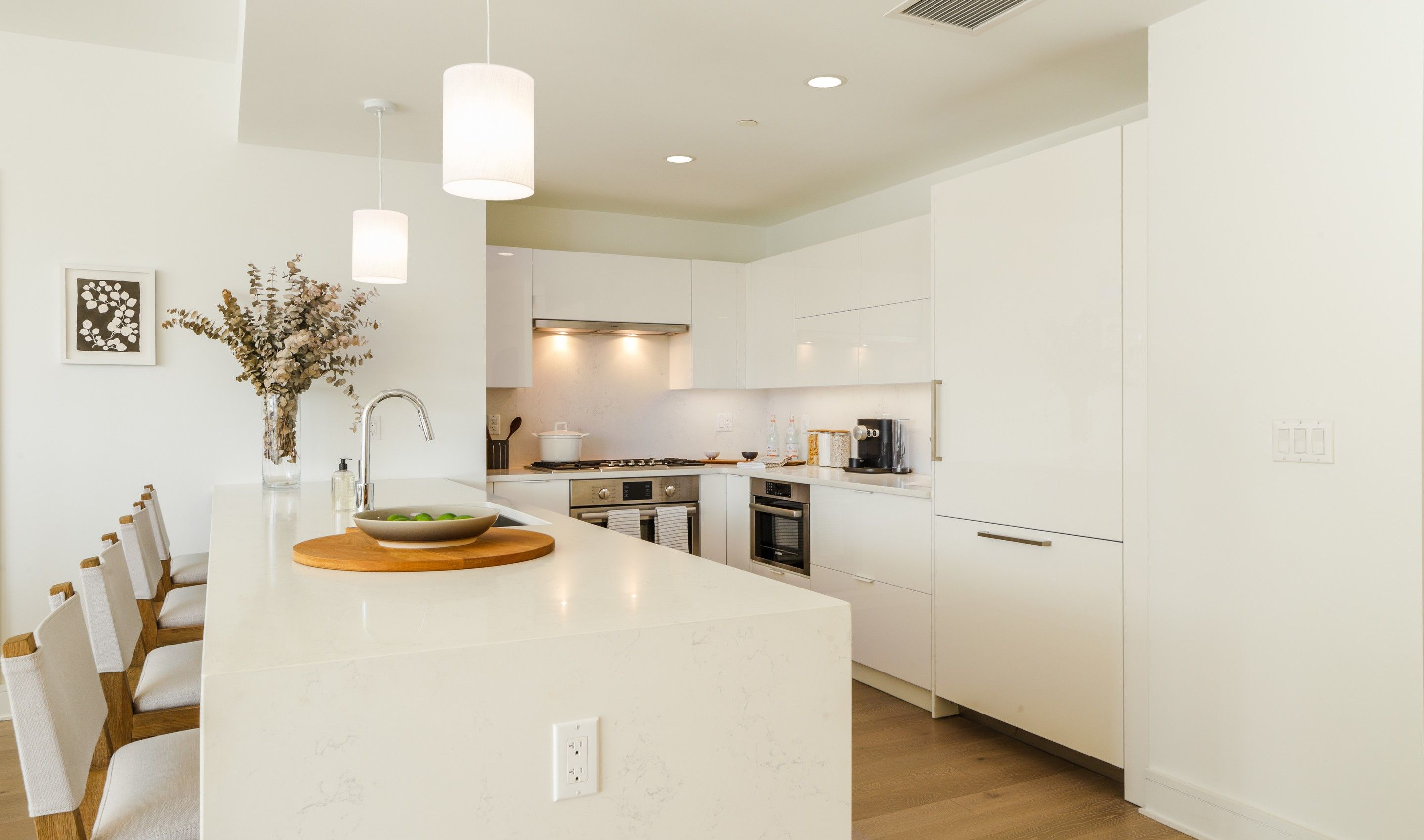 Kitchen featured in the B1 By K. Hovnanian® Homes in Hudson County, NJ