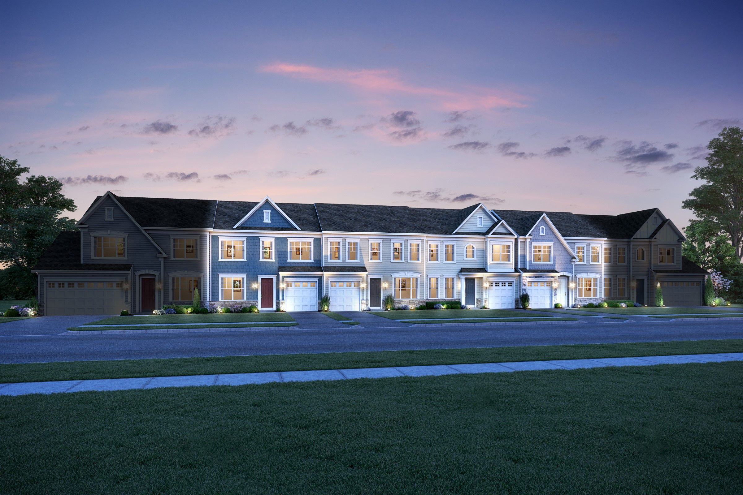 Exterior featured in the Seacrest III By K. Hovnanian® Homes in Sussex, DE