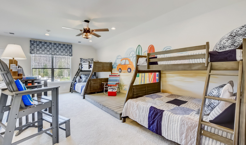 Bedroom featured in the Killarney I By K. Hovnanian's® Four Seasons in Wilmington-Newark, DE