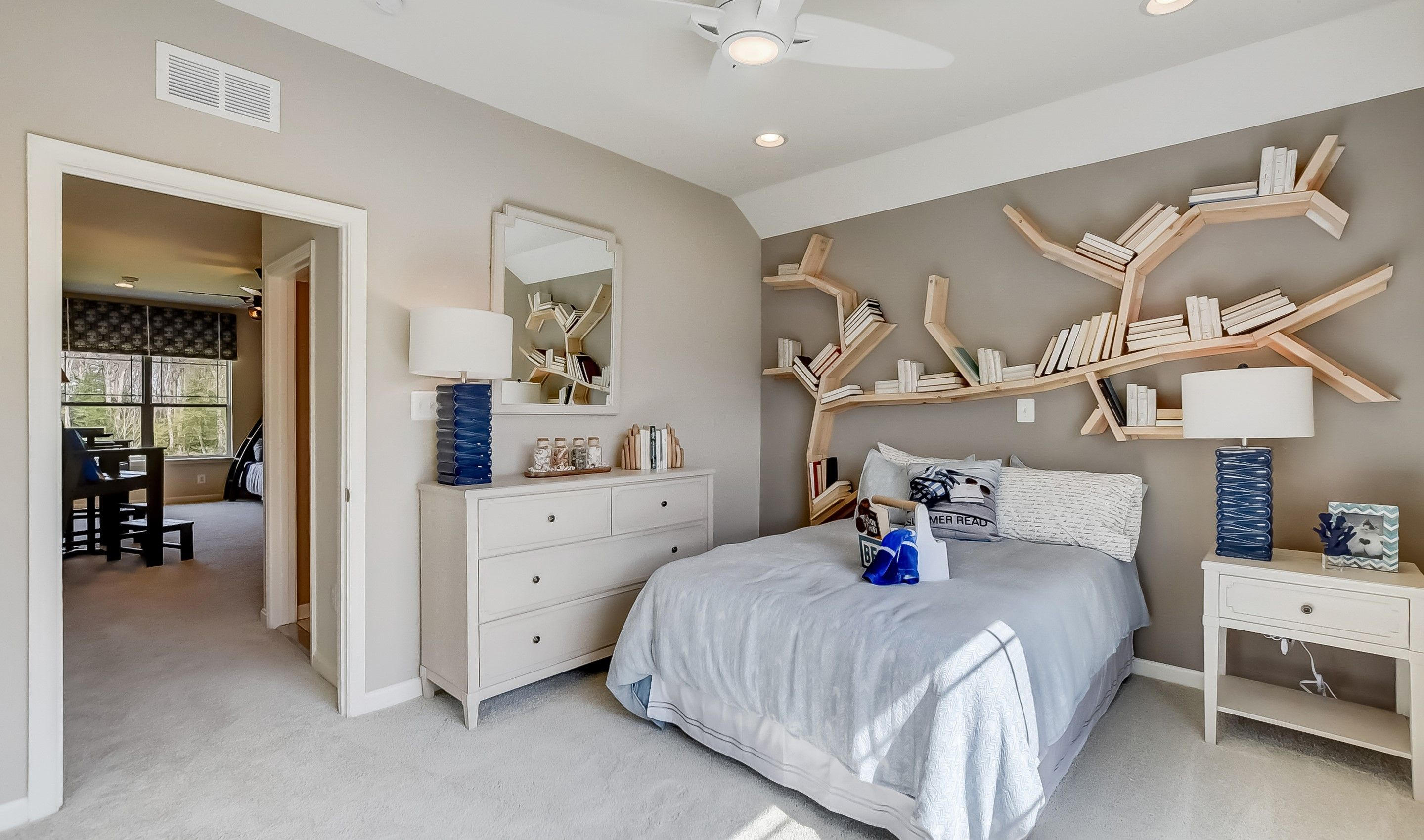 Bedroom featured in the Killarney I By K. Hovnanian's® Four Seasons in Wilmington-Newark, DE