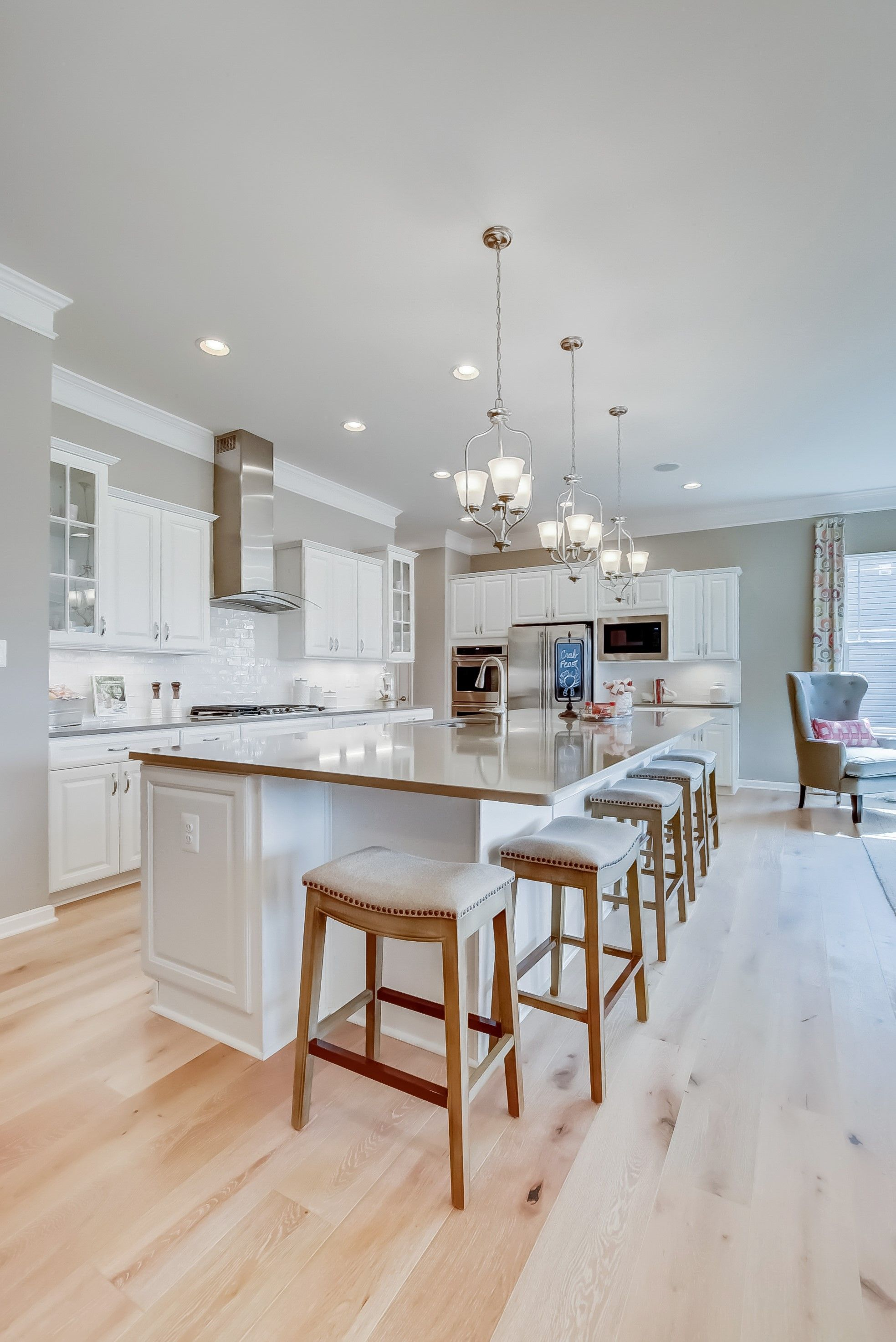 Kitchen featured in the Mont Blanc By K. Hovnanian's® Four Seasons in Sussex, DE