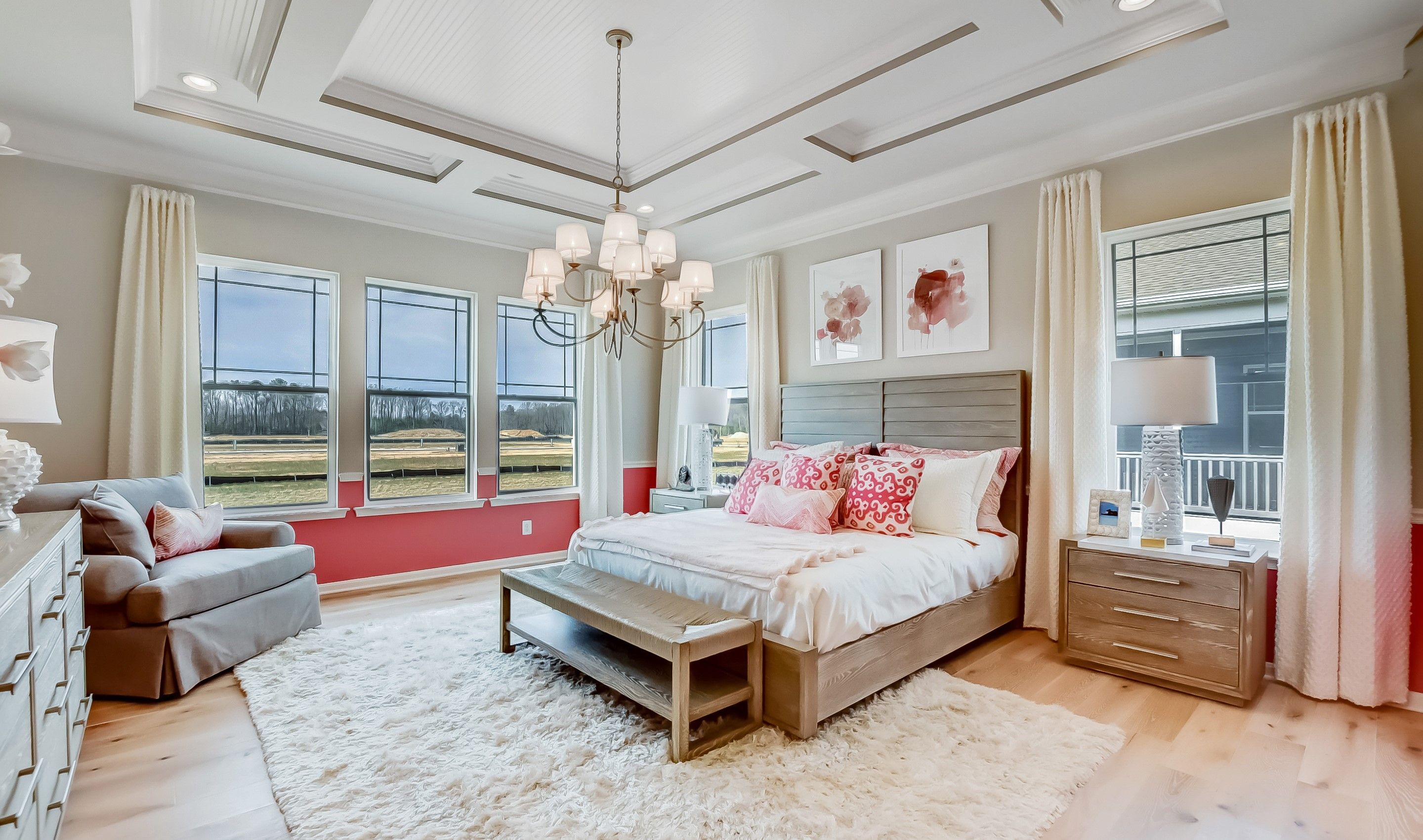 Bedroom featured in the Mont Blanc By K. Hovnanian's® Four Seasons in Sussex, DE