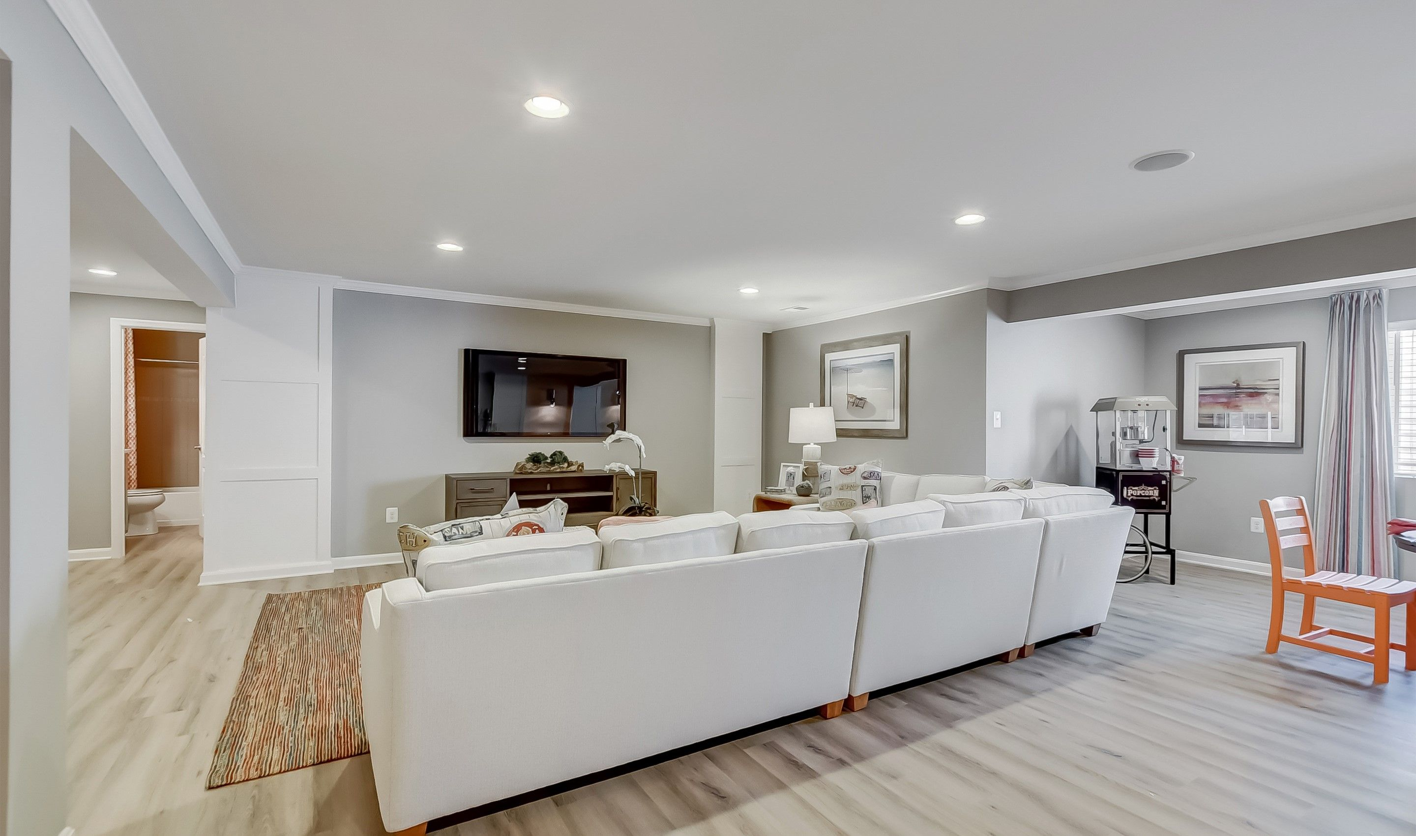 Living Area featured in the Mont Blanc By K. Hovnanian's® Four Seasons in Sussex, DE