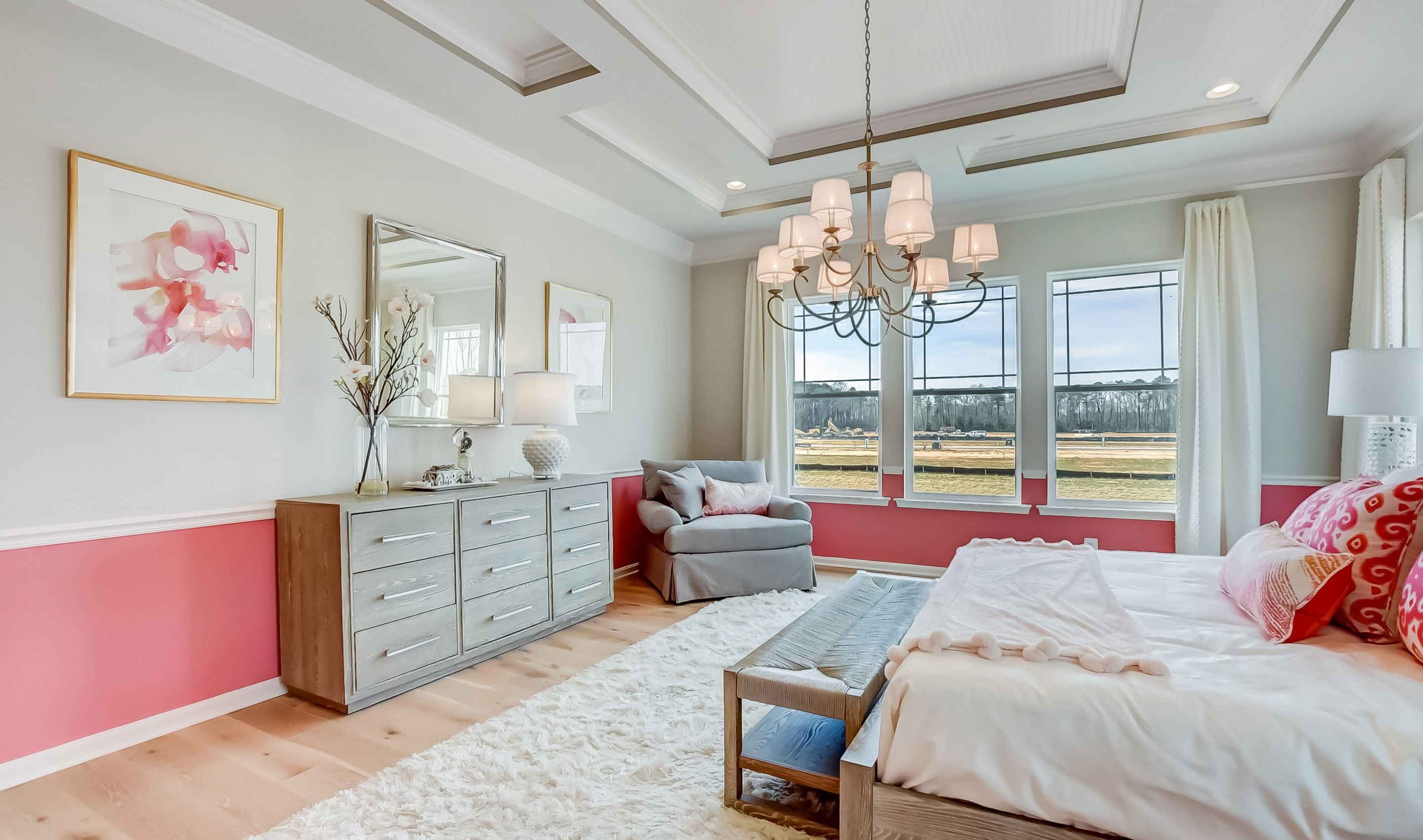 Bedroom featured in the Mont Blanc By K. Hovnanian's® Four Seasons in Wilmington-Newark, DE