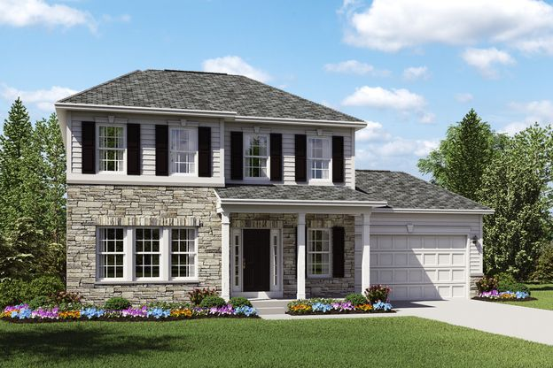 Exterior:Waterford I G with opt. stone