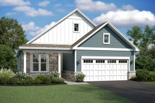 Donegal - K. Hovnanian's® Four Seasons at Kent Island - Single Family: Chester, Maryland - K. Hovnanian's® Four Seasons