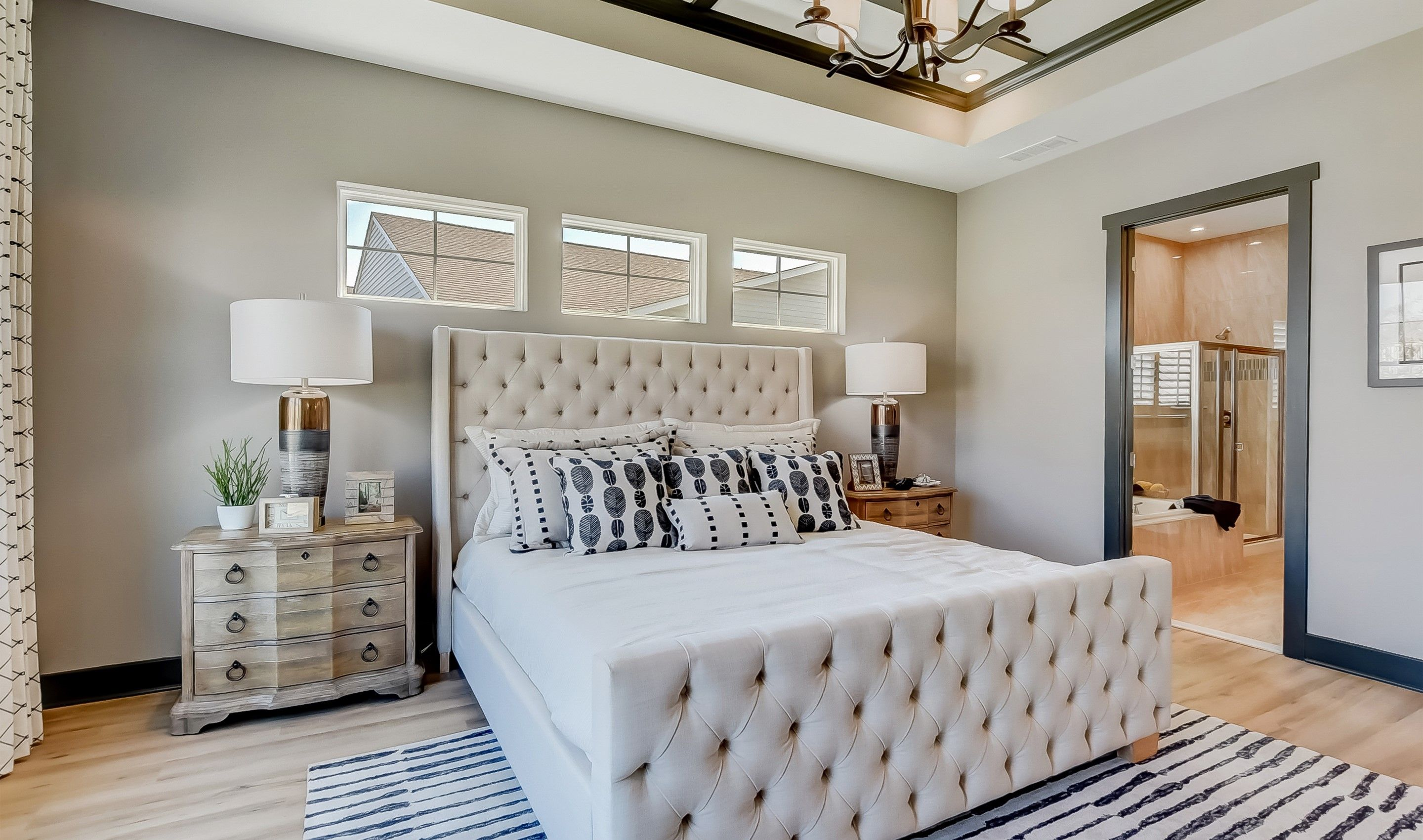 Bedroom featured in the Killarney I By K. Hovnanian's® Four Seasons in Eastern Shore, MD
