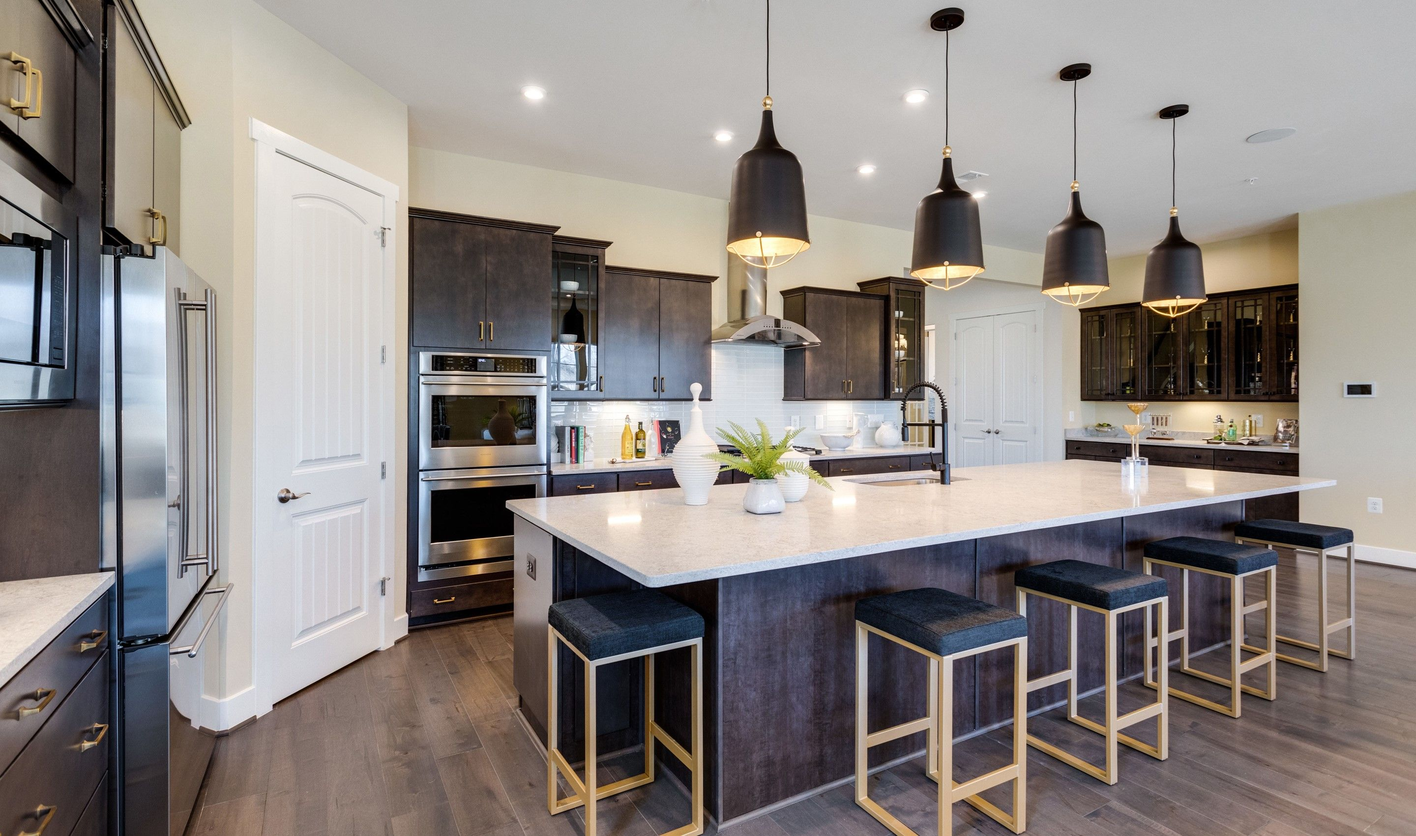 Kitchen featured in the San Sebastian By K. Hovnanian's® Four Seasons in Eastern Shore, MD