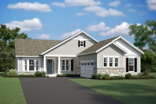 Santorini - K. Hovnanian's® Four Seasons at Kent Island - Single Family: Chester, Maryland - K. Hovnanian's® Four Seasons