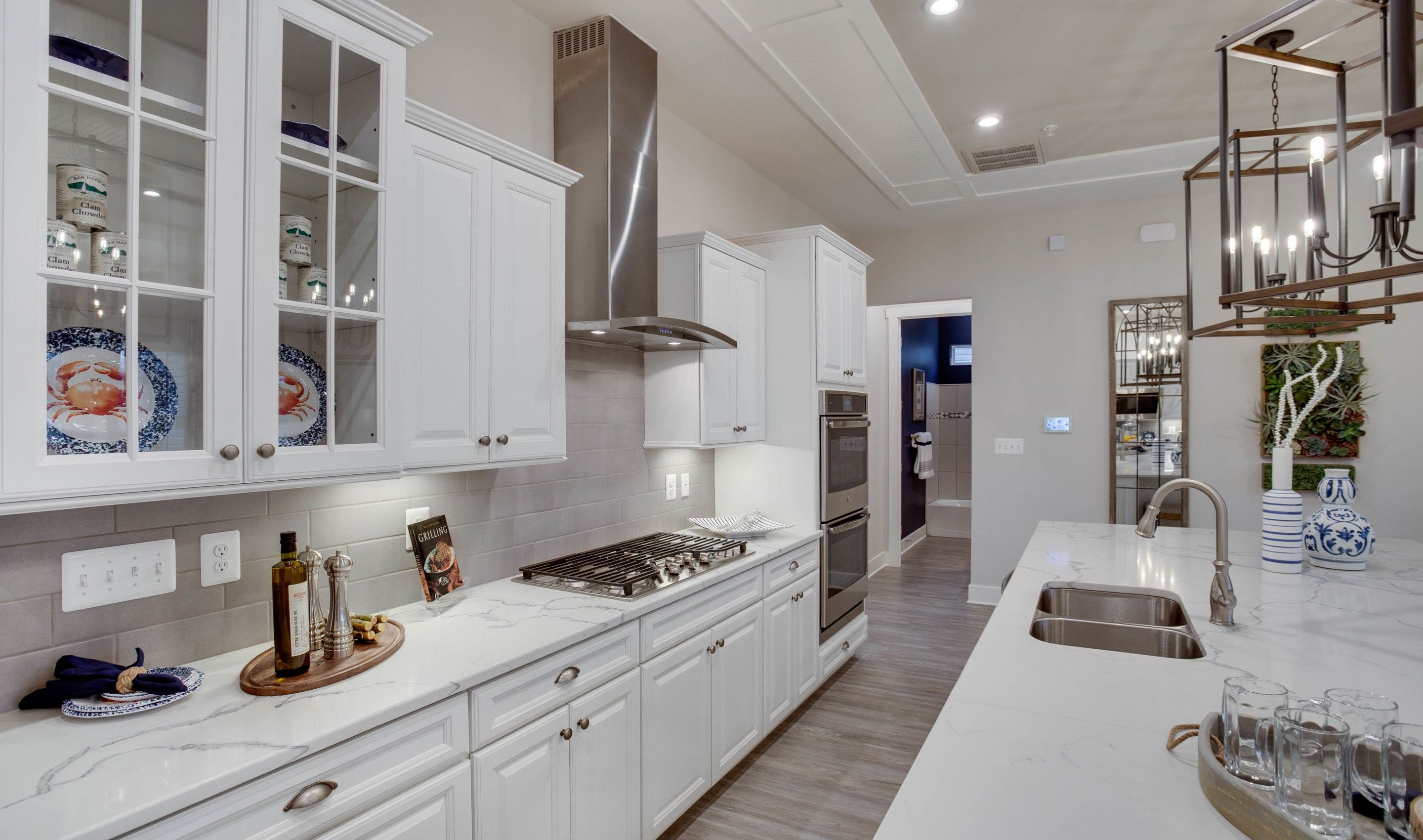 Kitchen featured in the Santorini By K. Hovnanian's® Four Seasons in Eastern Shore, MD