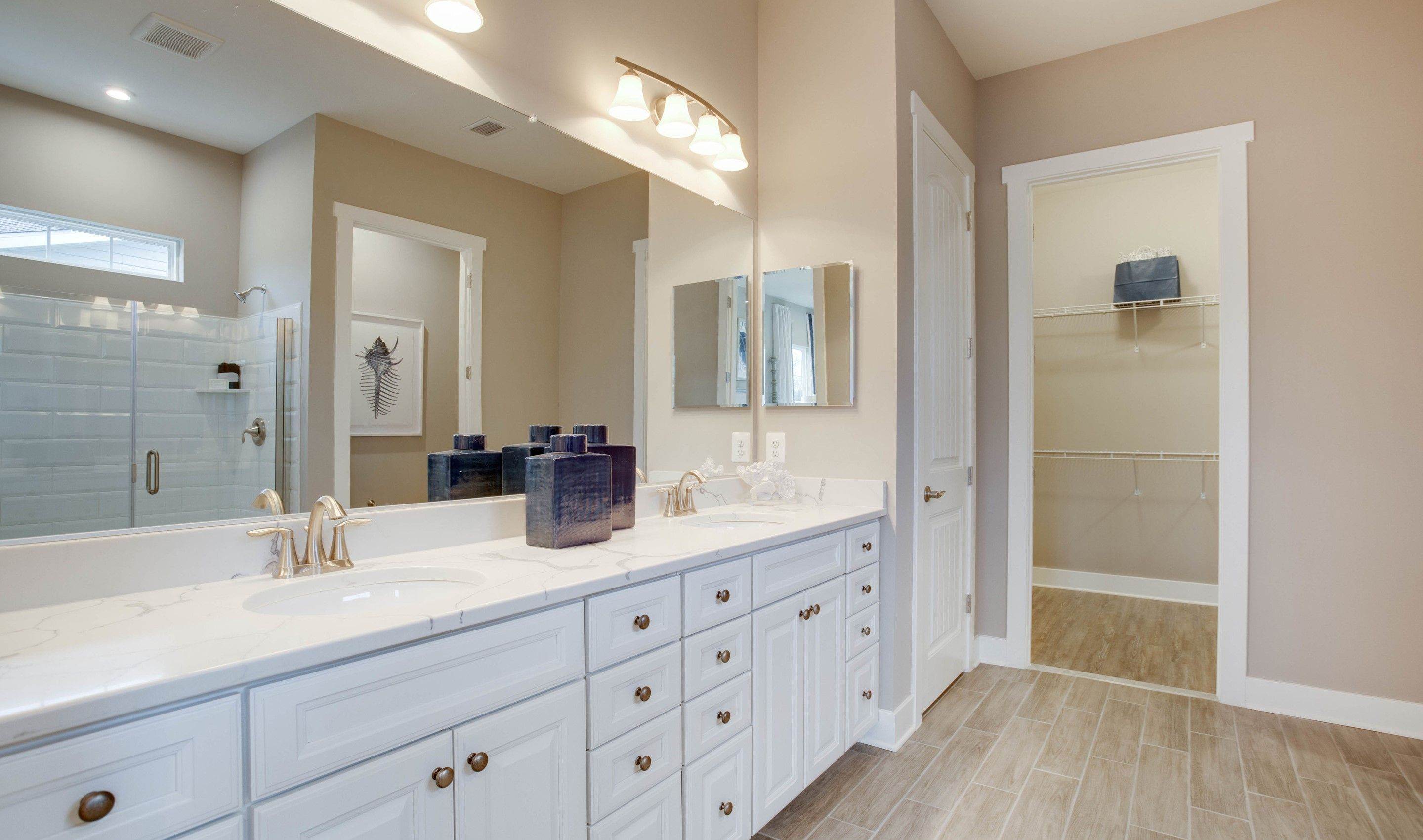 Bathroom featured in the Santorini Loft By K. Hovnanian's® Four Seasons in Eastern Shore, MD