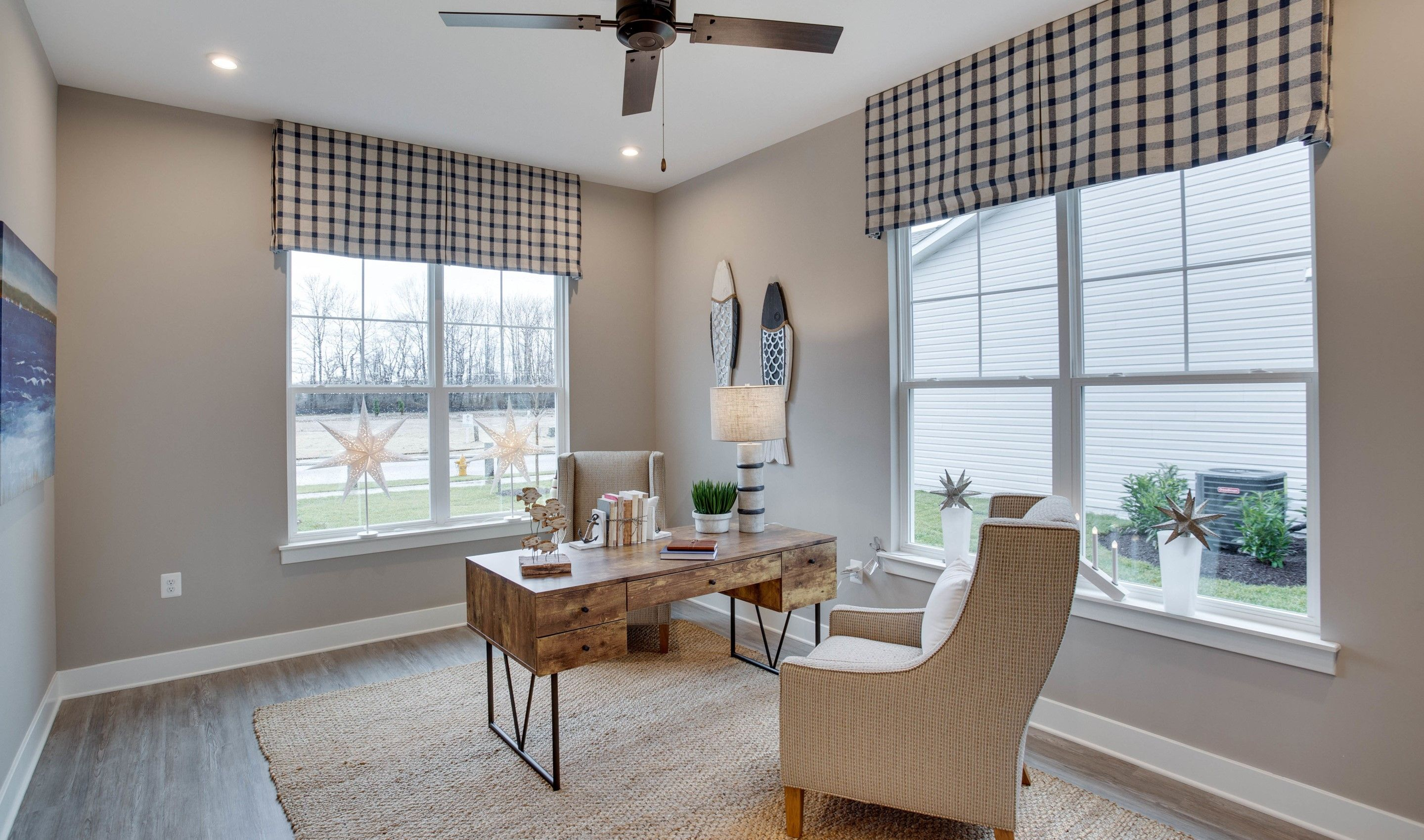 Living Area featured in the Santorini Loft By K. Hovnanian's® Four Seasons in Eastern Shore, MD