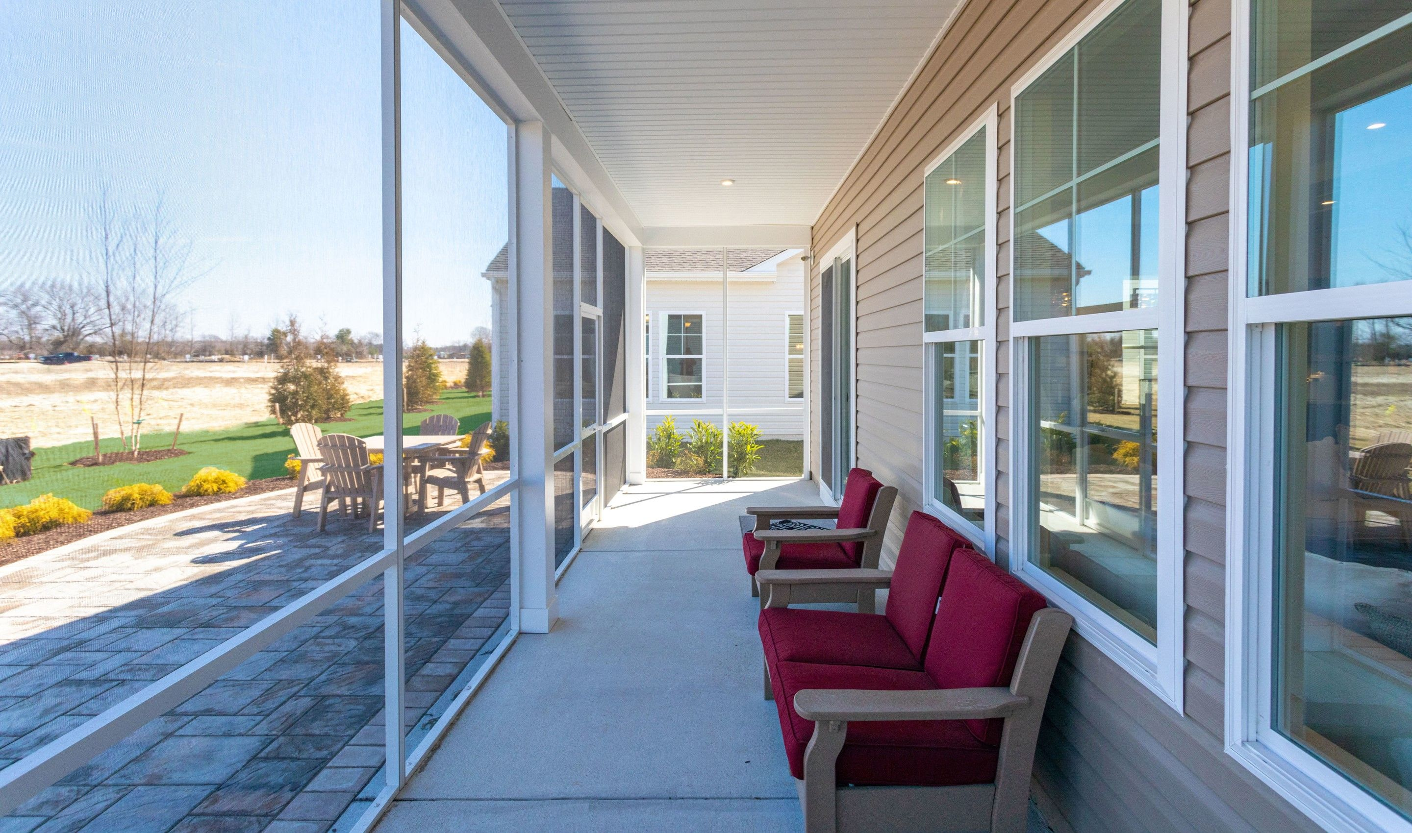 Exterior featured in the San Sebastian Loft By K. Hovnanian's® Four Seasons in Eastern Shore, MD