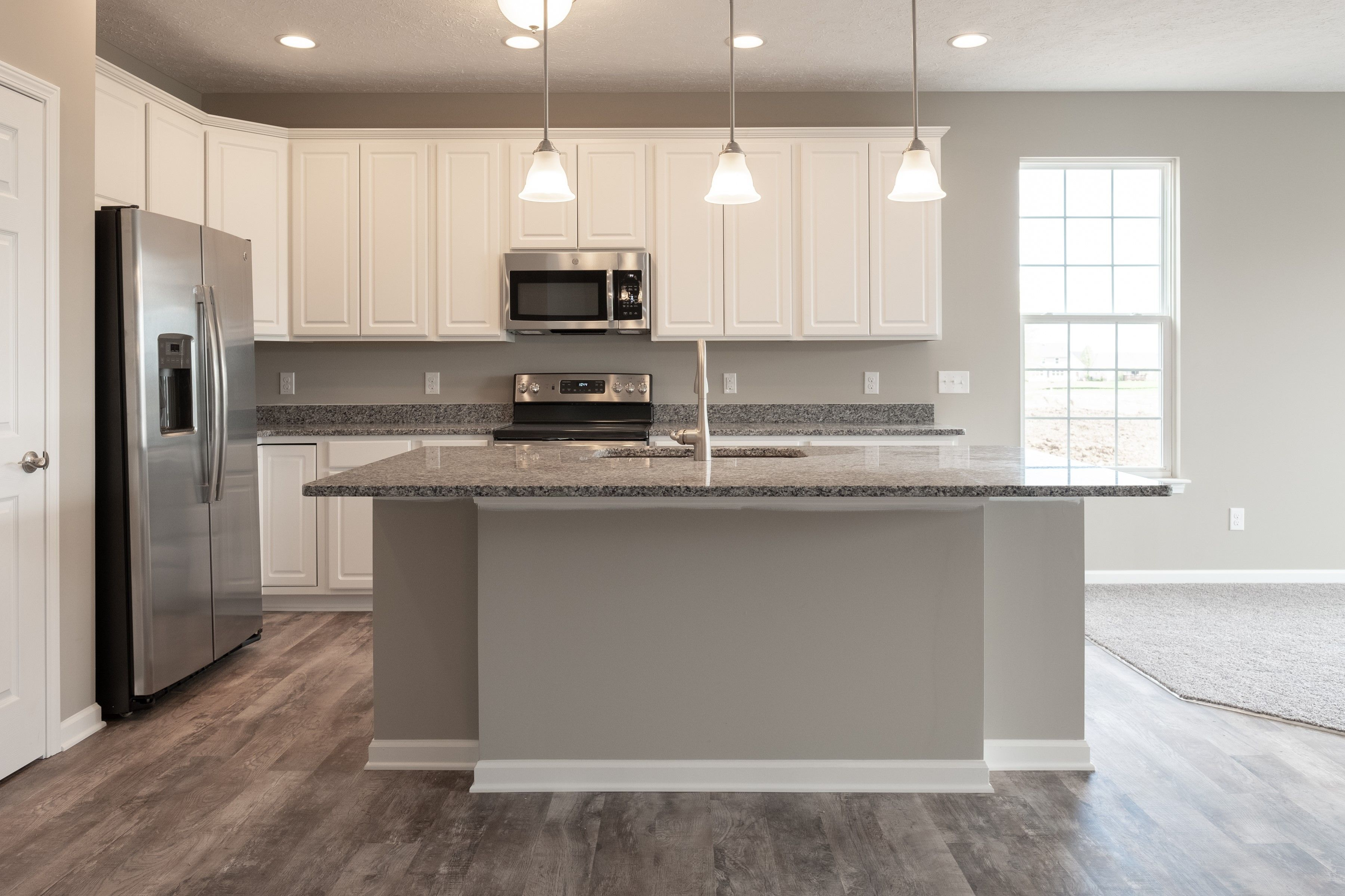 Kitchen featured in the Athens By K. Hovnanian's® Four Seasons in Eastern Shore, MD