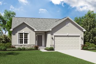 Eastwood - K. Hovnanian's® Four Seasons at Chestnut Ridge: Elyria, Ohio - K. Hovnanian's® Four Seasons