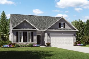 Dorchester - K. Hovnanian's® Four Seasons at Chestnut Ridge: Elyria, Ohio - K. Hovnanian's® Four Seasons