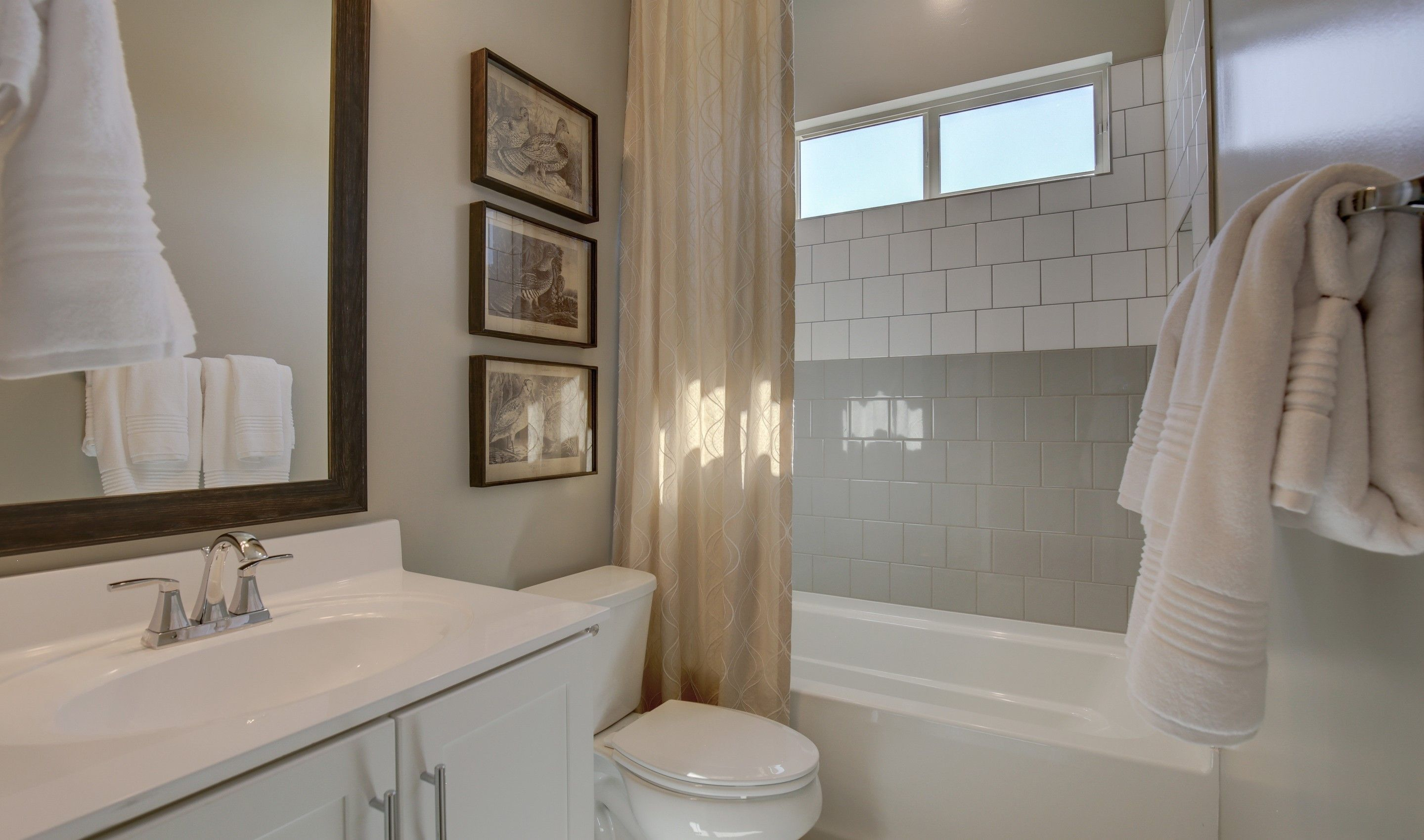 Bathroom featured in the Starling By K. Hovnanian's® Four Seasons in Phoenix-Mesa, AZ