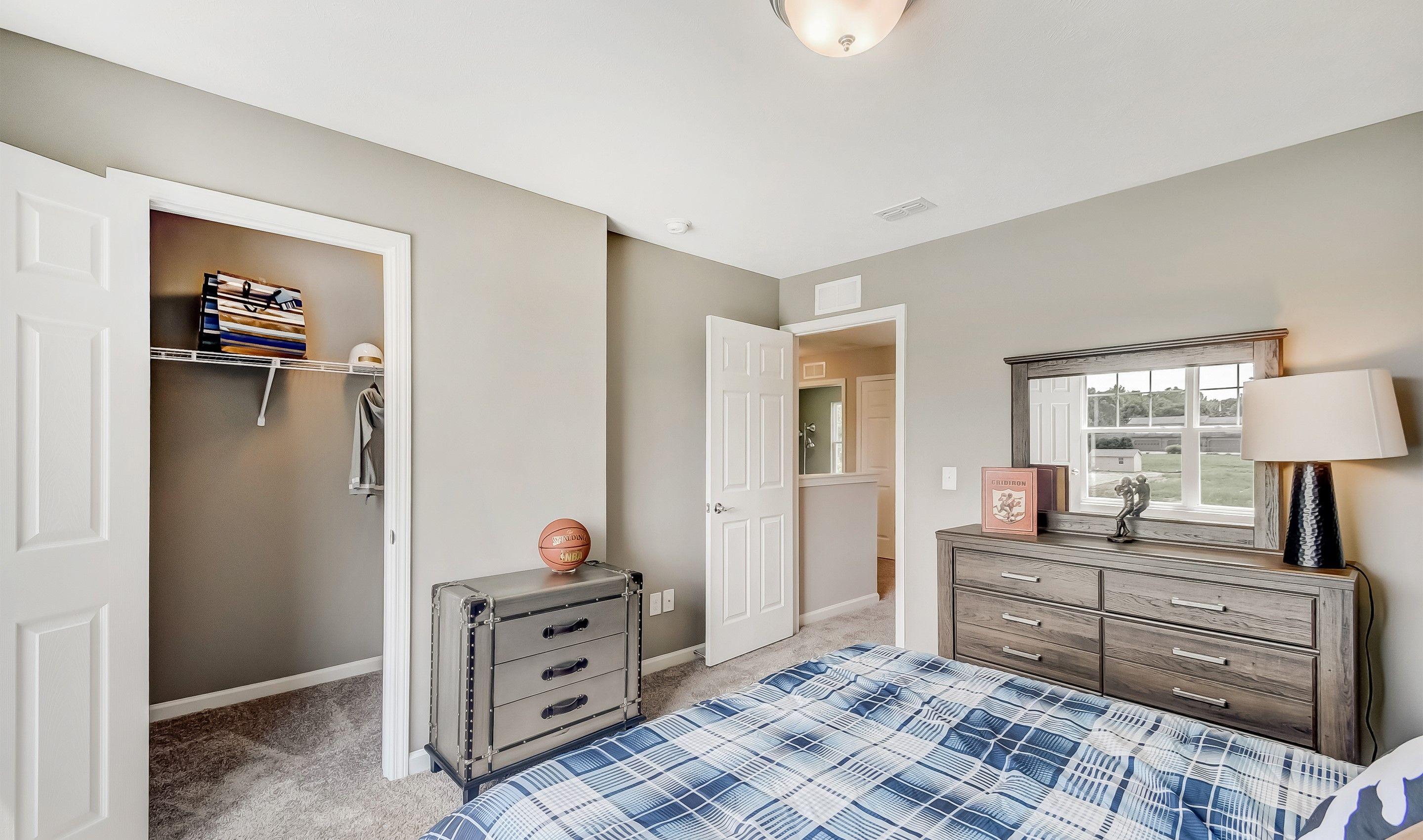 Bedroom featured in the Henderson By K. Hovnanian® Homes in Cleveland, OH