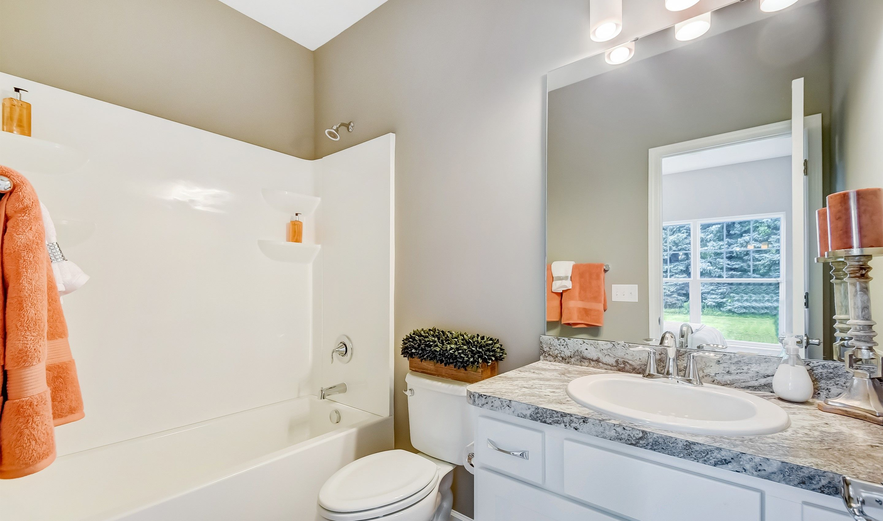 Bathroom featured in the Henderson By K. Hovnanian® Homes in Cleveland, OH