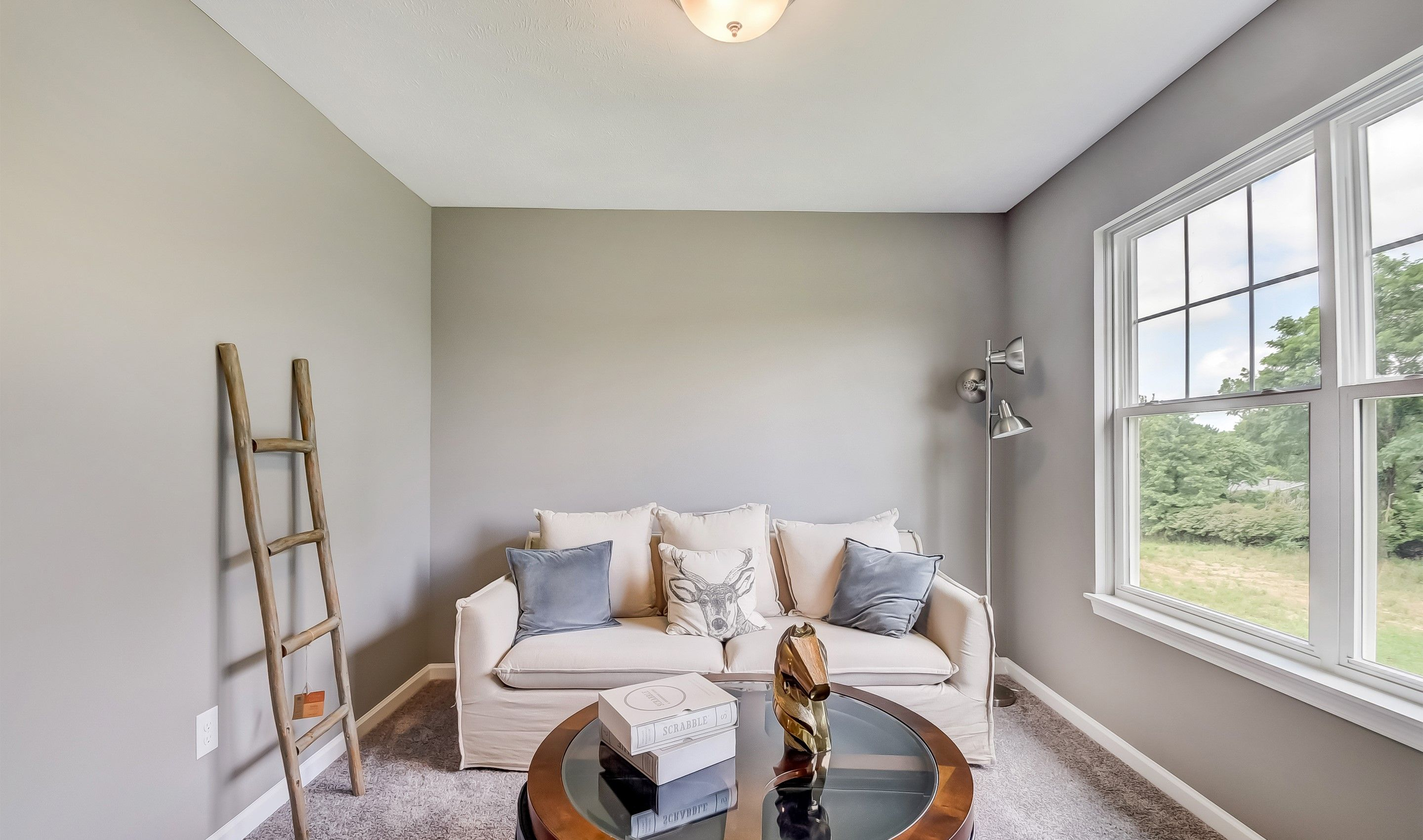 Living Area featured in the Henderson By K. Hovnanian® Homes in Cleveland, OH
