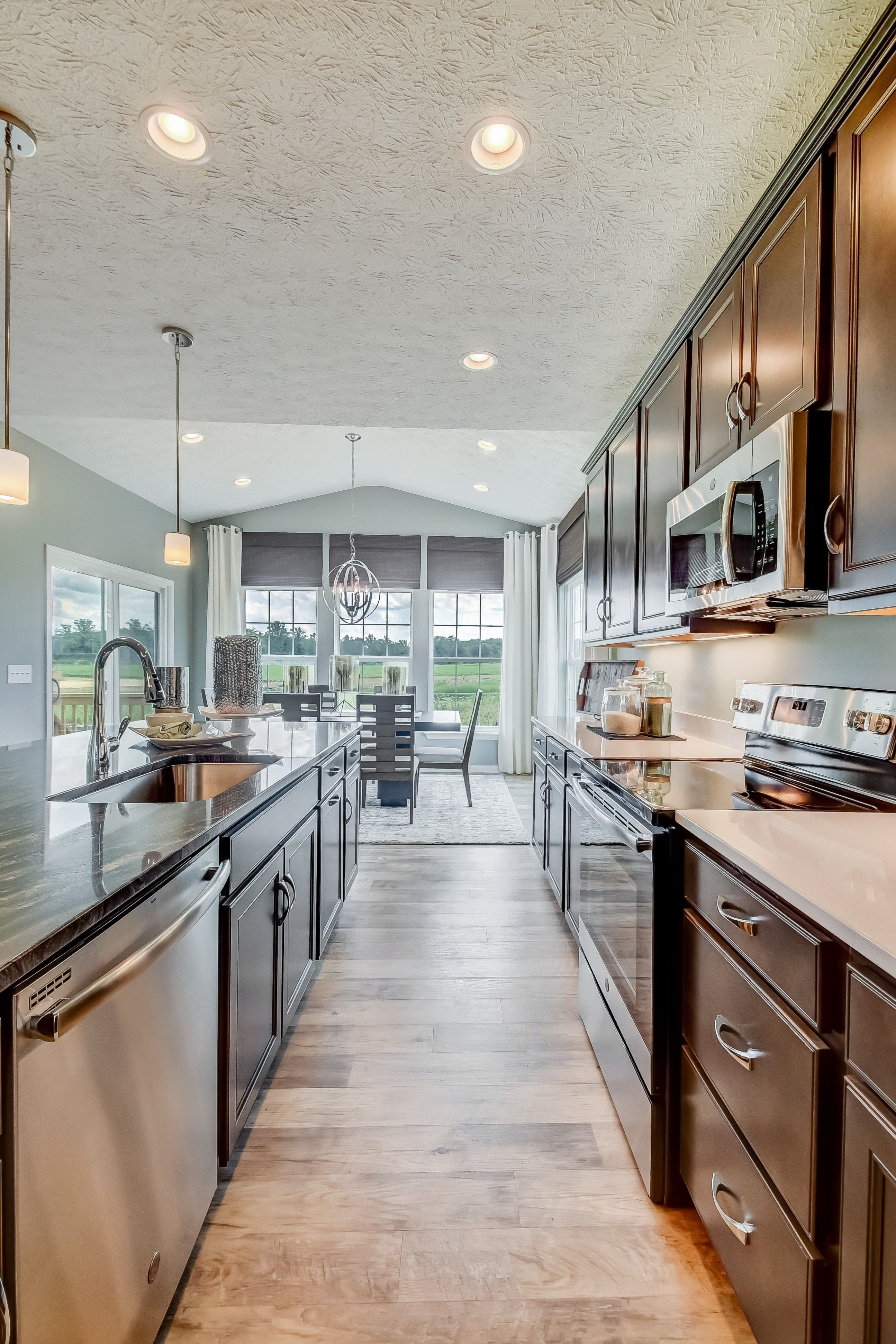 Kitchen featured in the Lakeport By K. Hovnanian® Homes in Cleveland, OH