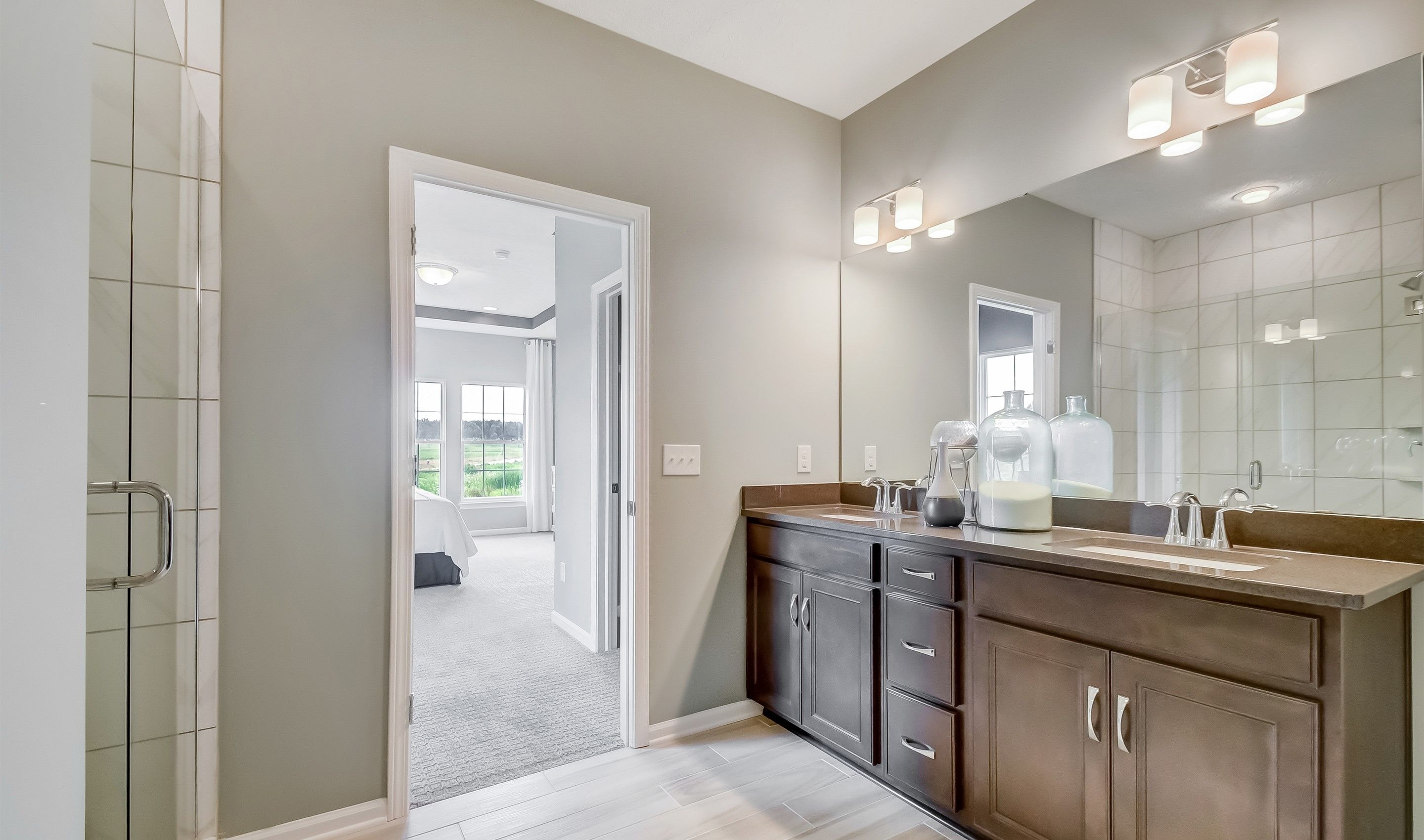 Bathroom featured in the Lakeport By K. Hovnanian® Homes in Cleveland, OH
