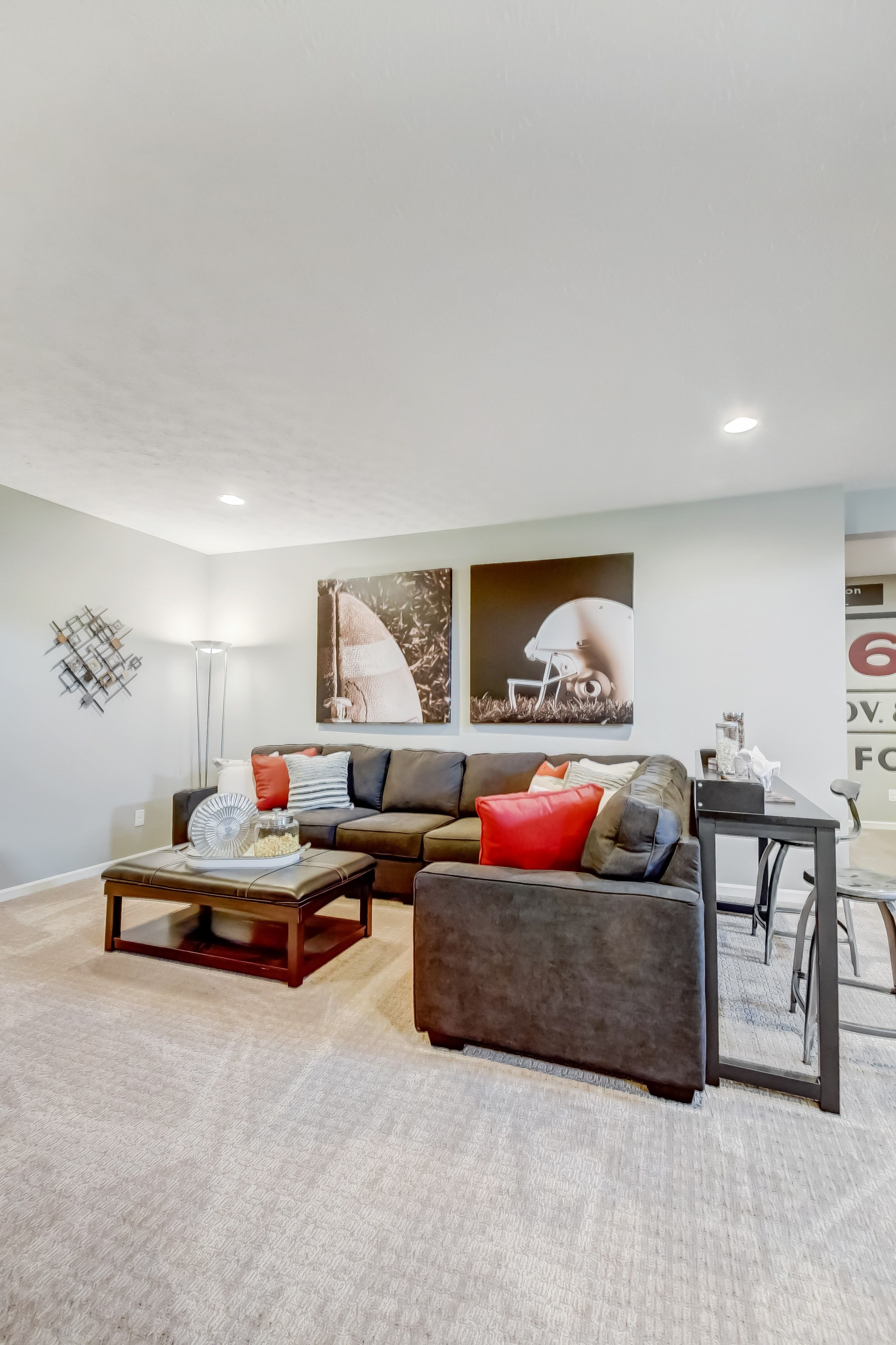Living Area featured in the Lakeport By K. Hovnanian® Homes in Cleveland, OH