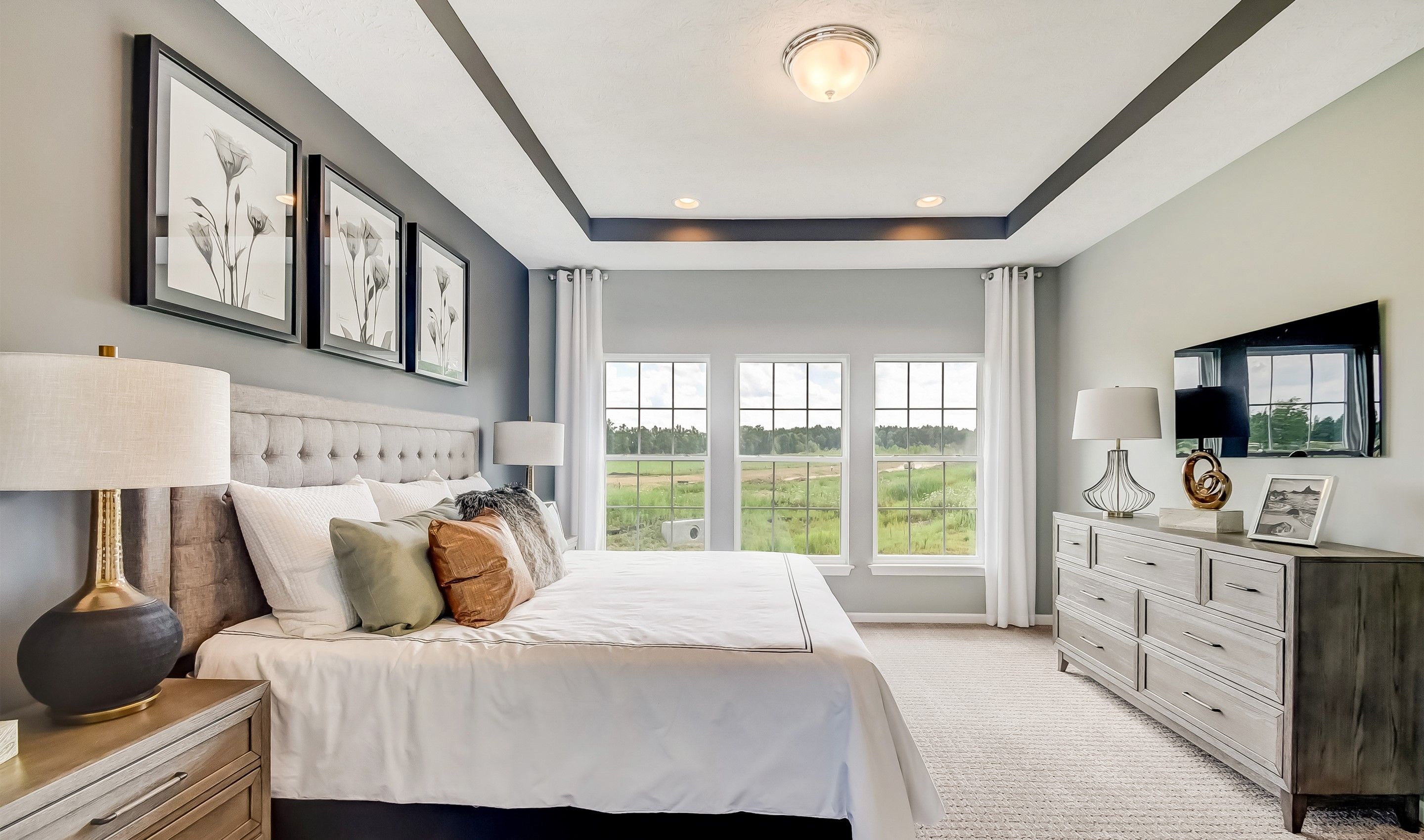 Bedroom featured in the Lakeport By K. Hovnanian® Homes in Cleveland, OH