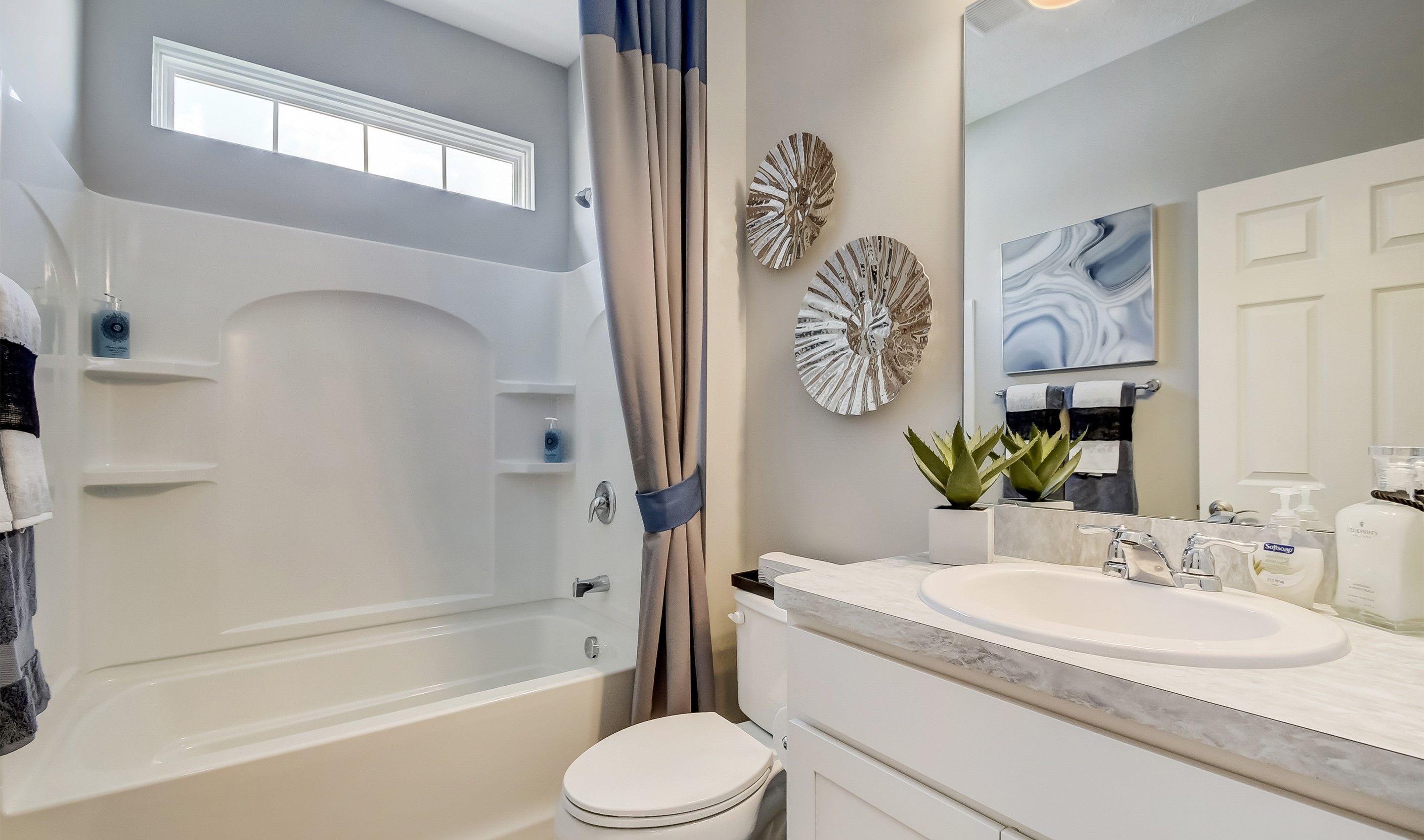Bathroom featured in the Monterey II By K. Hovnanian's® Four Seasons in Cleveland, OH