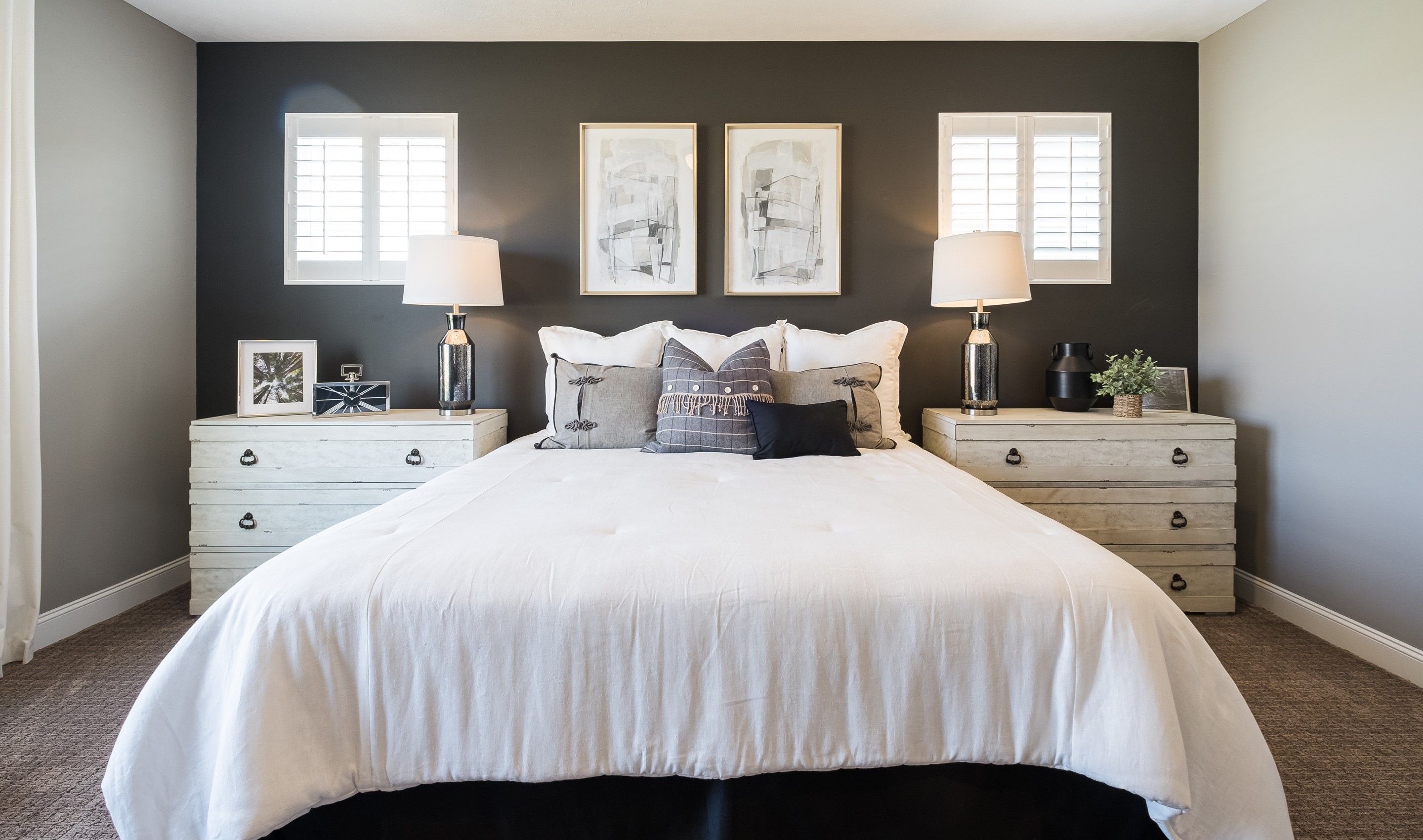 Bedroom featured in the Killarney By K. Hovnanian's® Four Seasons in Cleveland, OH