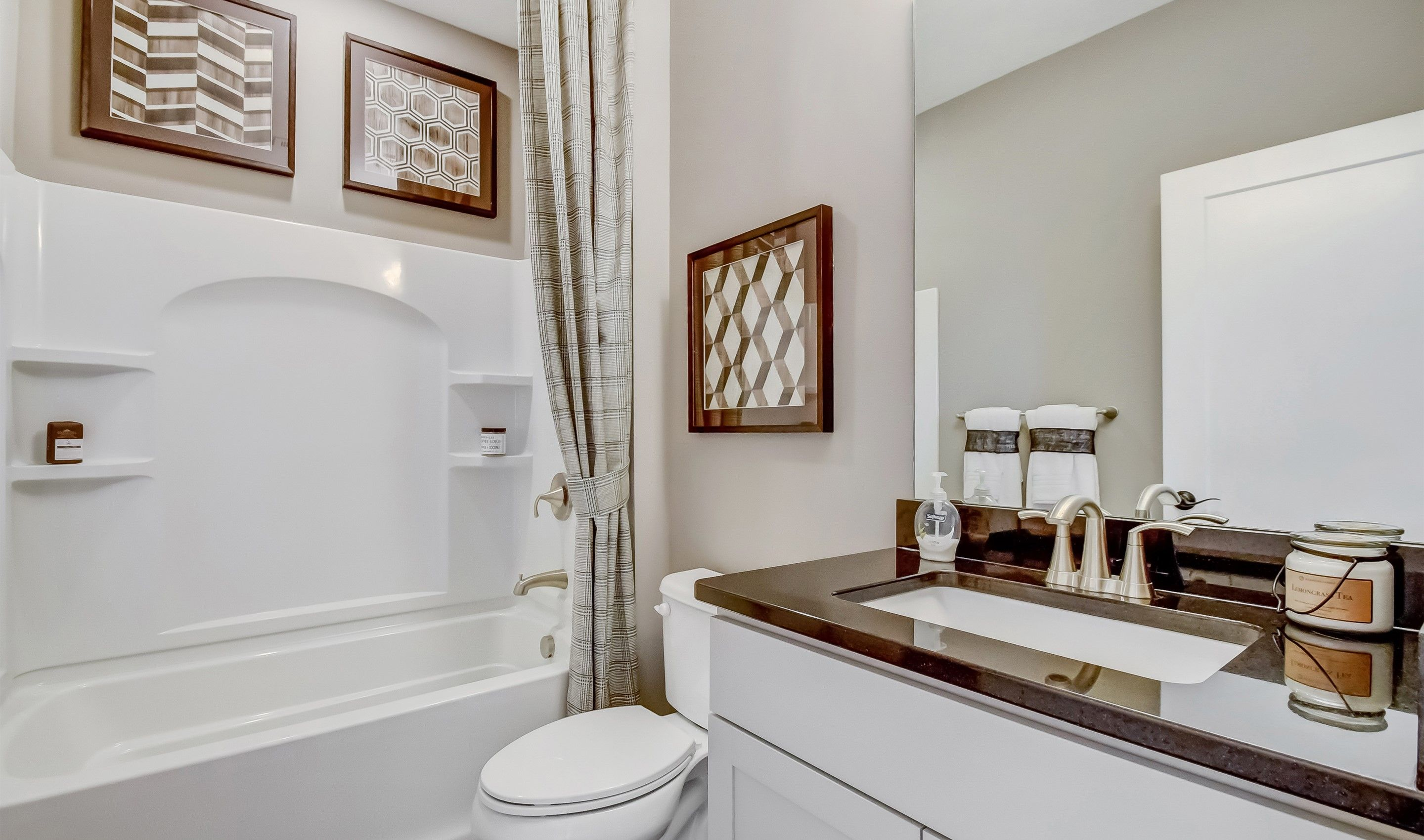 Bathroom featured in the Killarney By K. Hovnanian's® Four Seasons in Cleveland, OH