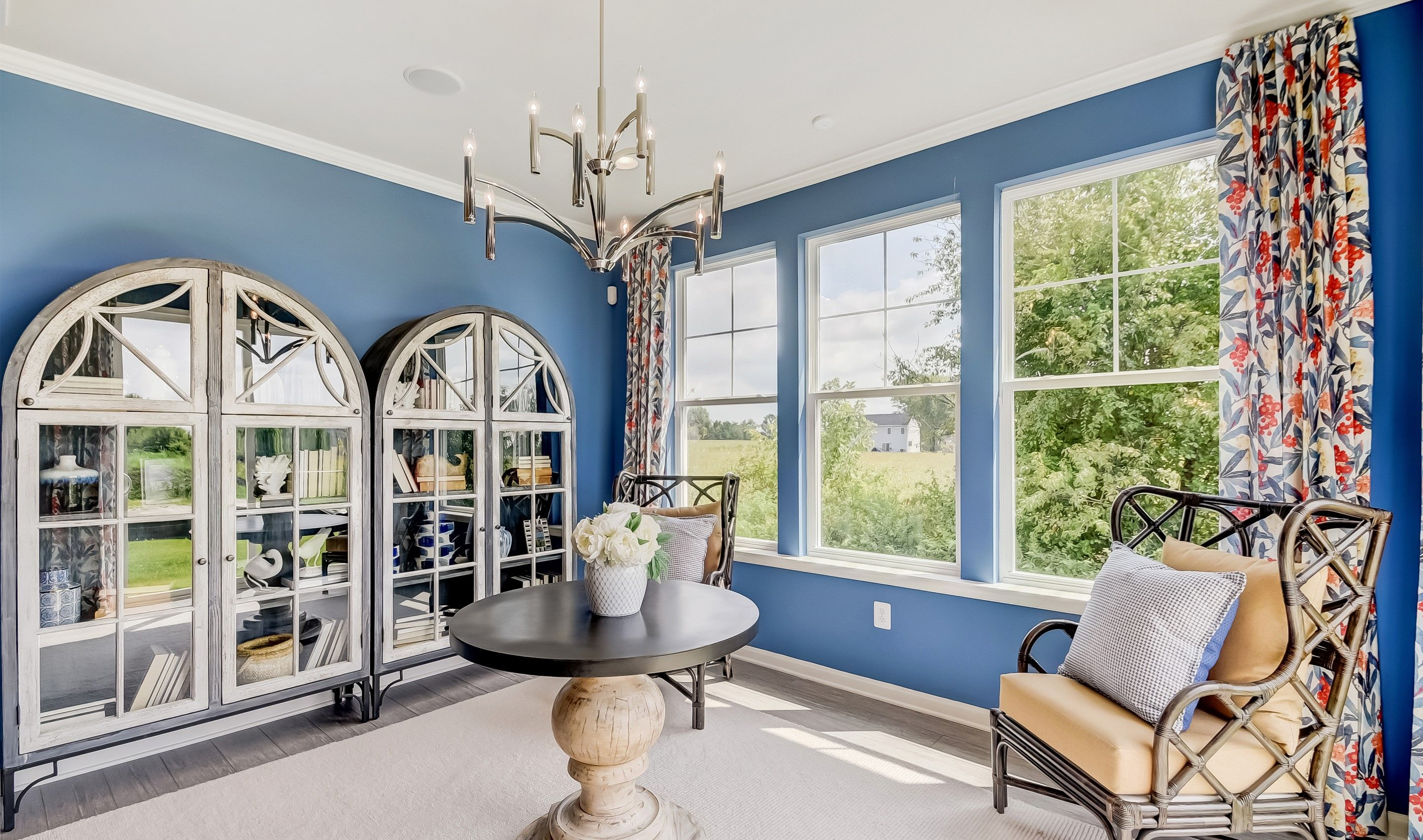 Living Area featured in the Waverly III By K. Hovnanian® Homes in Sussex, DE