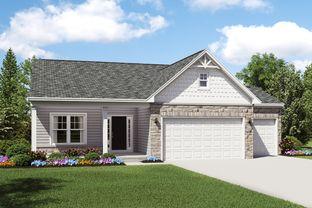 Eastwood - 3-Car Garage - Cornerstone Farms: Lorain, Ohio - K. Hovnanian® Homes