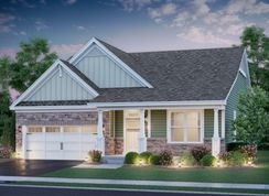 Simon - The Manors at Link Crossing: Buffalo Grove, Illinois - K. Hovnanian® Homes