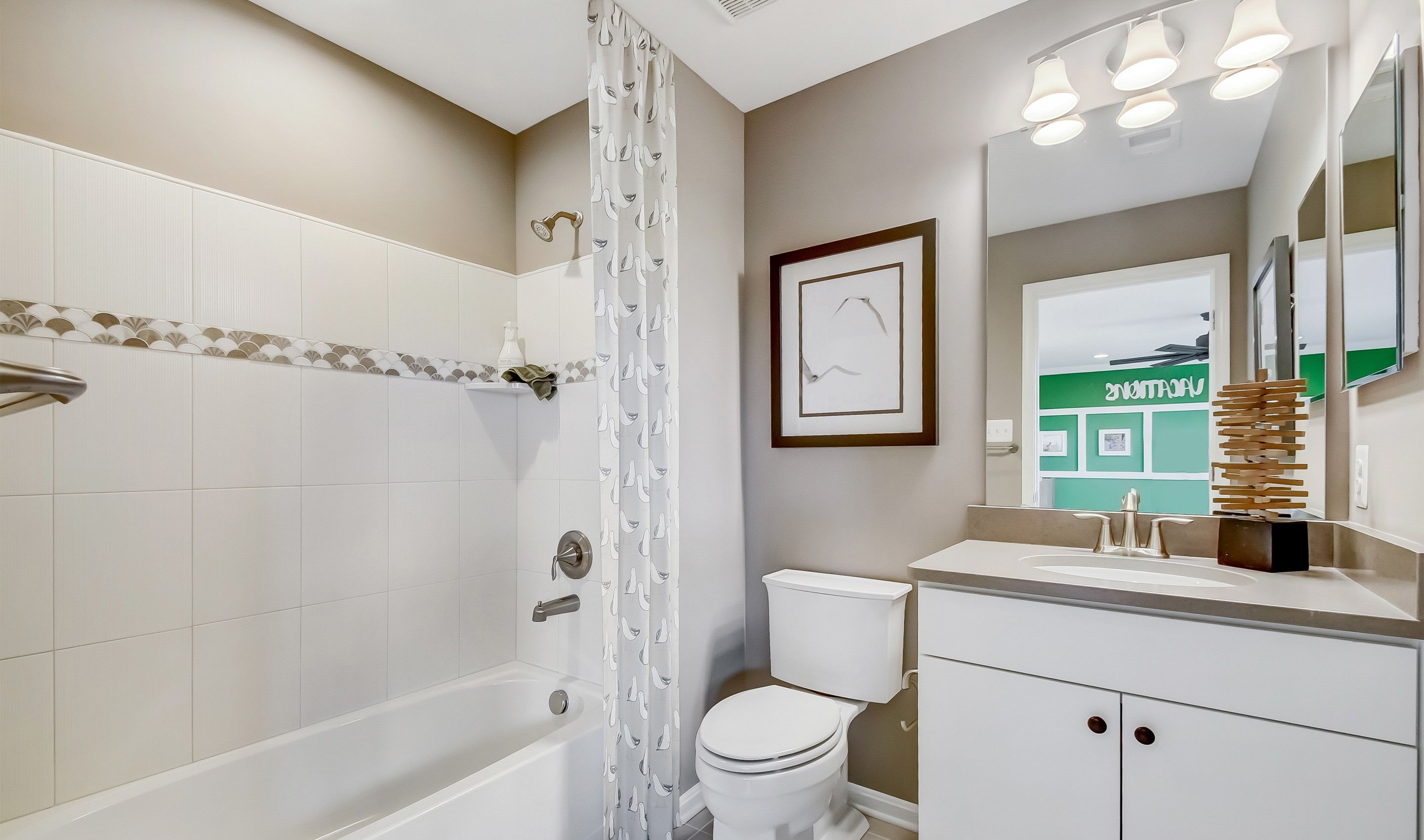 Bathroom featured in the Seacrest III By K. Hovnanian® Homes in Sussex, DE