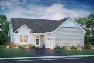 Mills - The Manors at Link Crossing: Buffalo Grove, Illinois - K. Hovnanian® Homes