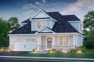 Peterson - The Manors at Link Crossing: Buffalo Grove, Illinois - K. Hovnanian® Homes