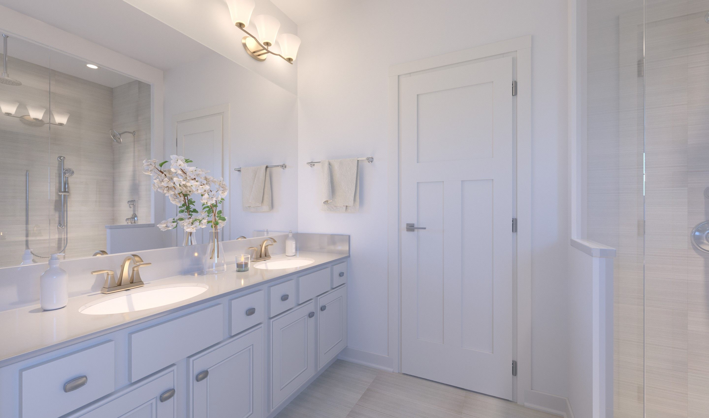 Bathroom featured in the Simon By K. Hovnanian® Homes in Chicago, IL