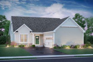 Mills Loft - The Manors at Link Crossing: Buffalo Grove, Illinois - K. Hovnanian® Homes