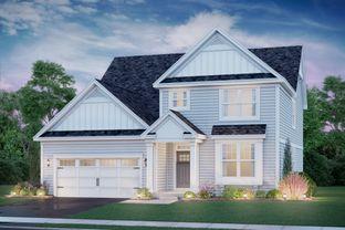 Ruskin - The Manors at Link Crossing: Buffalo Grove, Illinois - K. Hovnanian® Homes
