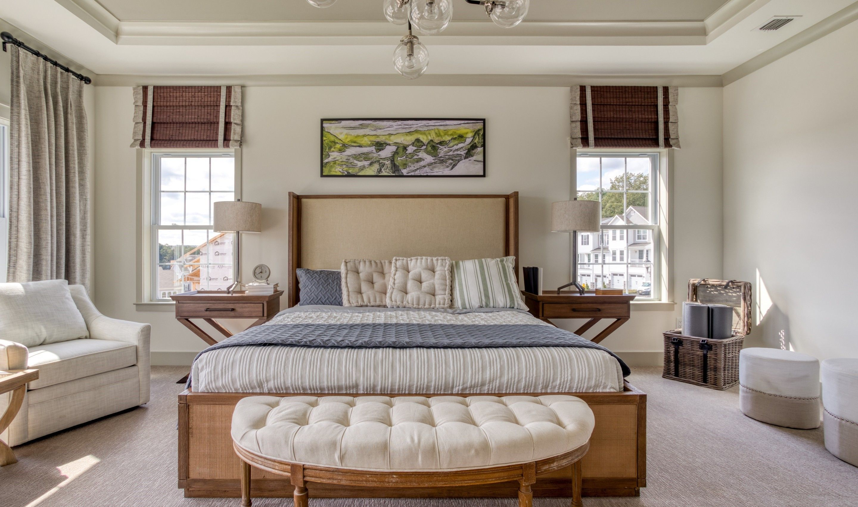 Bedroom featured in the Claremont By K. Hovnanian® Homes in Essex County, NJ