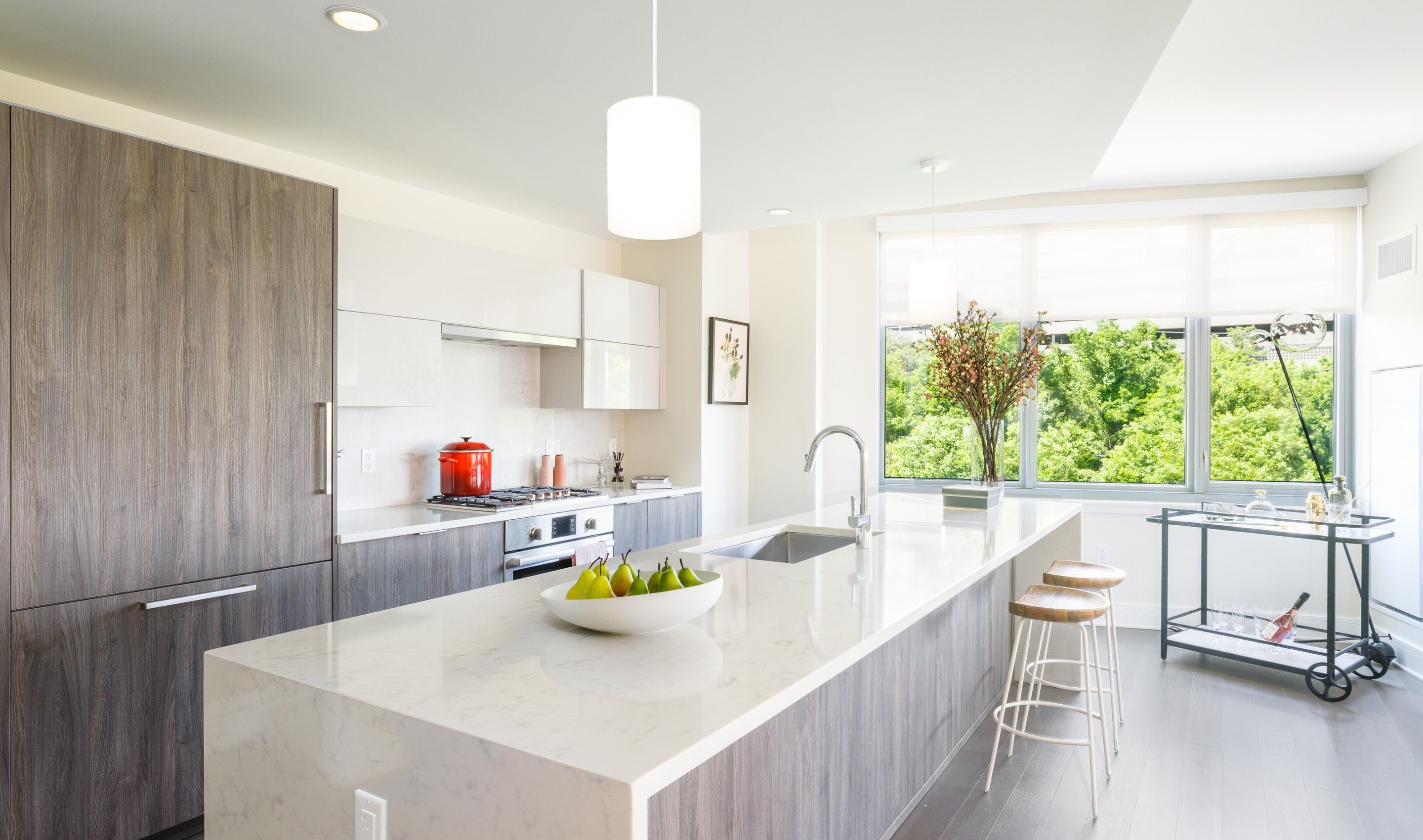 Kitchen featured in the B16 By K. Hovnanian® Homes in Hudson County, NJ