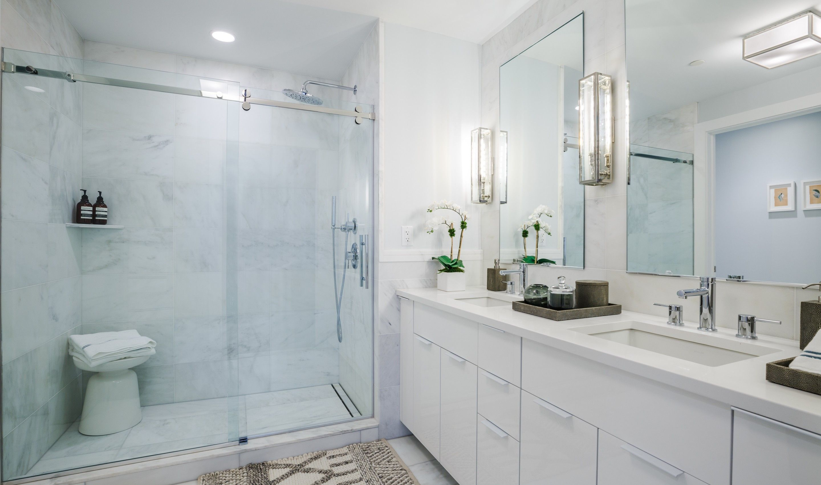 Bathroom featured in the B16 By K. Hovnanian® Homes in Hudson County, NJ