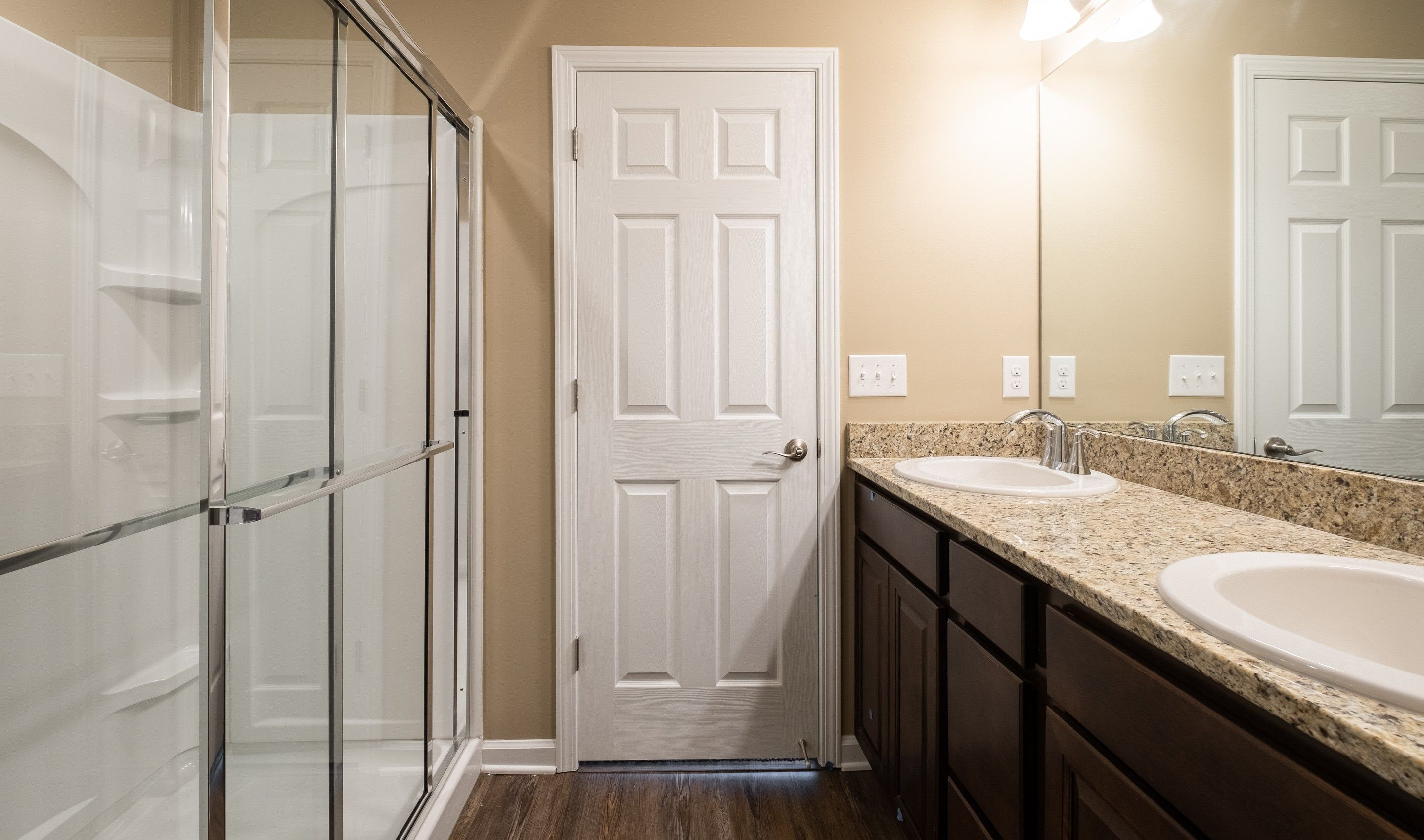 Bathroom featured in the Brantwood By K. Hovnanian® Homes in Cleveland, OH