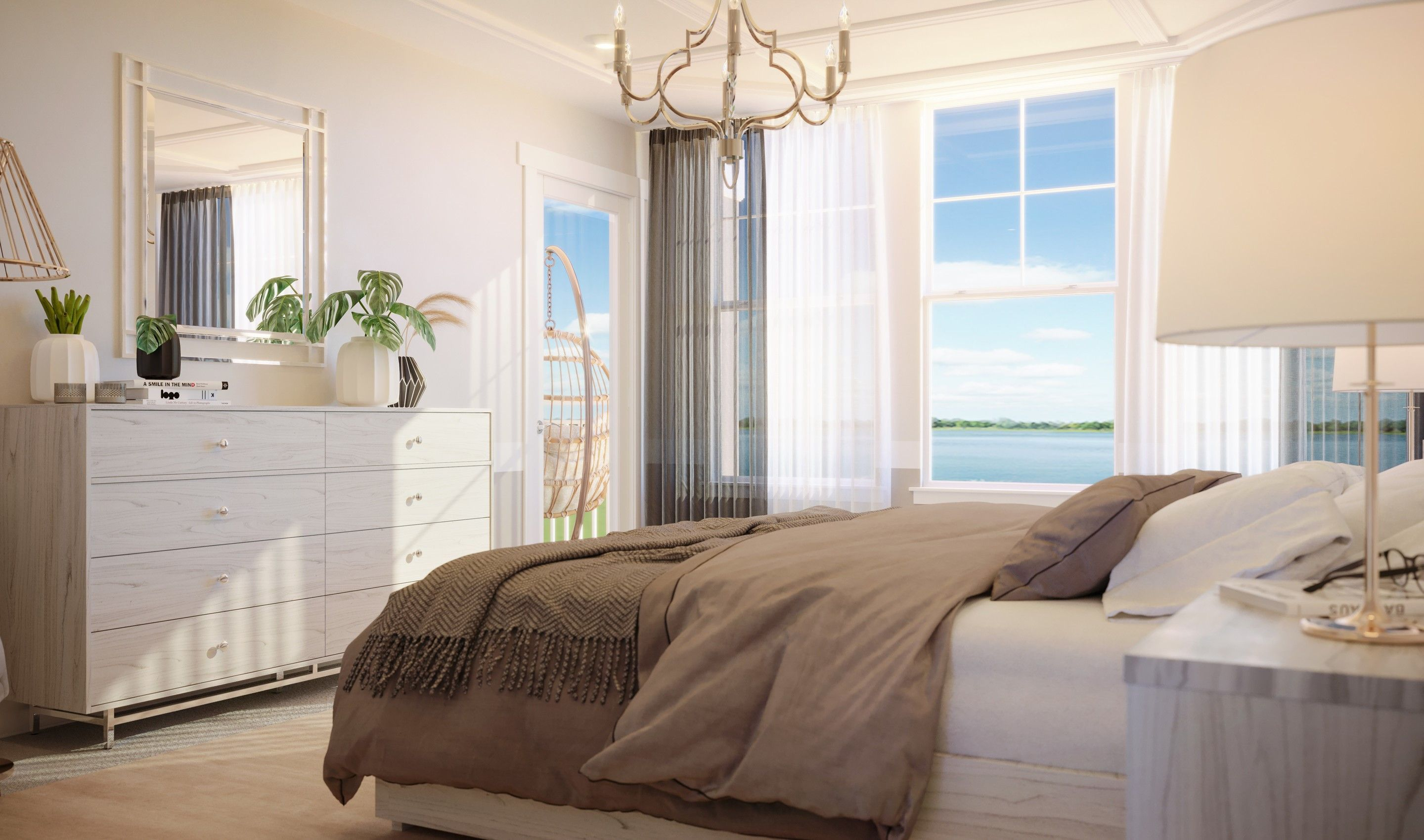 Bedroom featured in the Chester By K. Hovnanian's® Four Seasons in Eastern Shore, MD